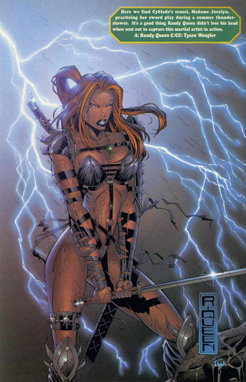 Read online Ballistic Studios Swimsuit Special comic -  Issue #1 - 9