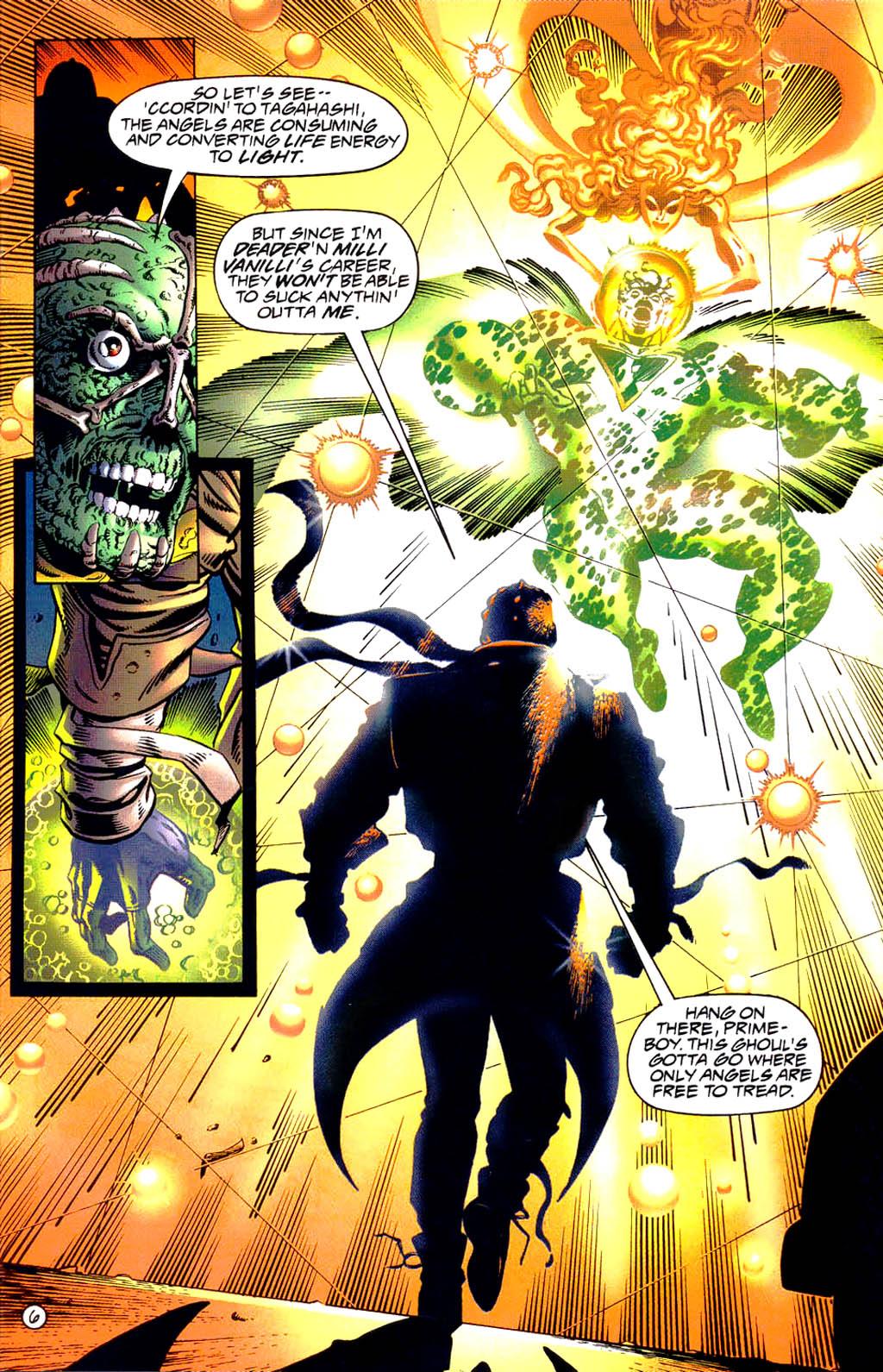 Read online UltraForce (1994) comic -  Issue #9 - 7