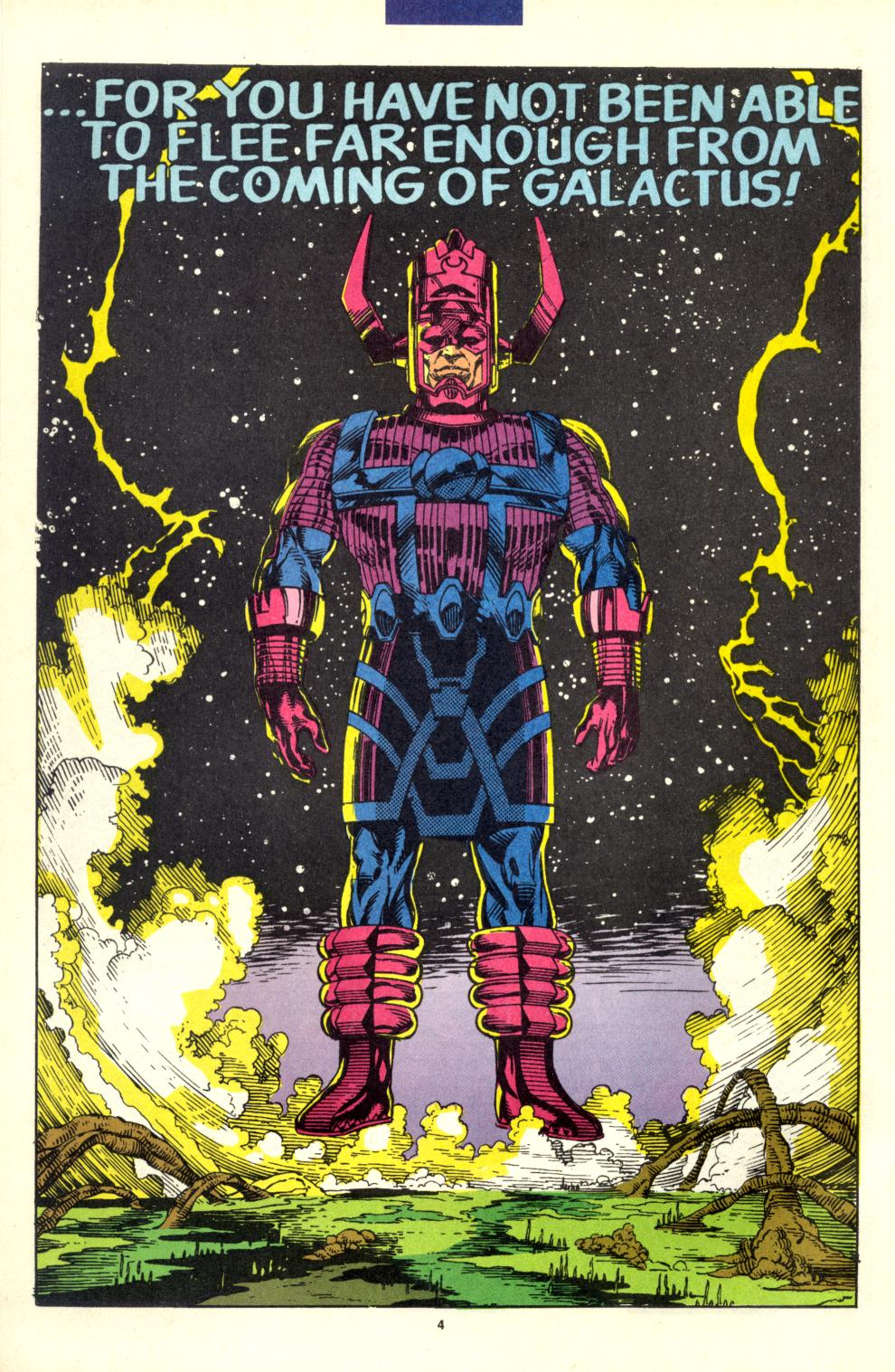Read online Alpha Flight (1983) comic -  Issue #99 - 5