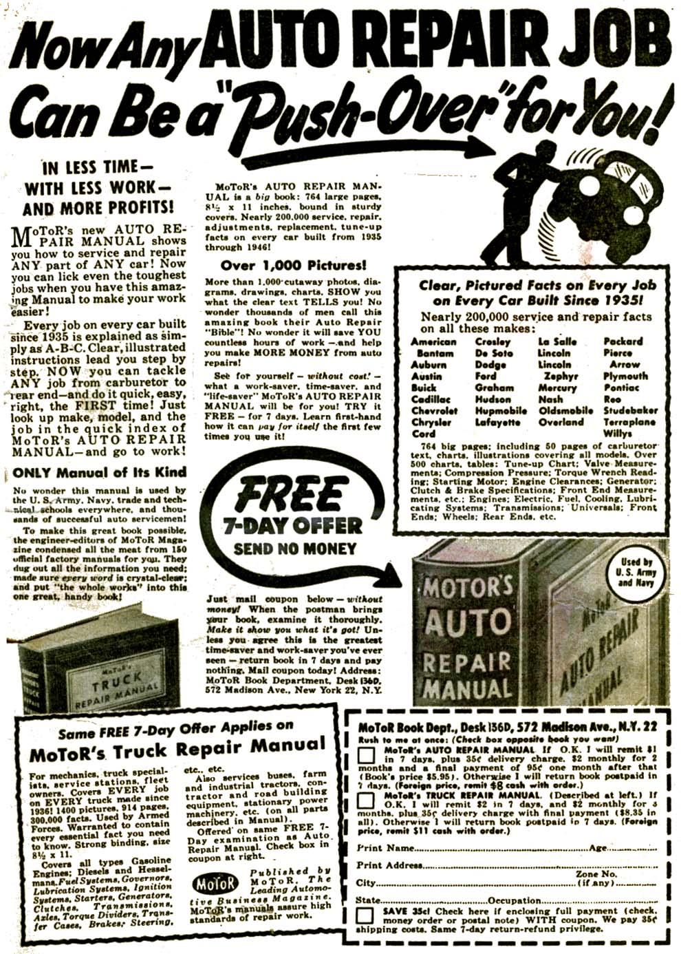 Read online Sensation (Mystery) Comics comic -  Issue #64 - 51