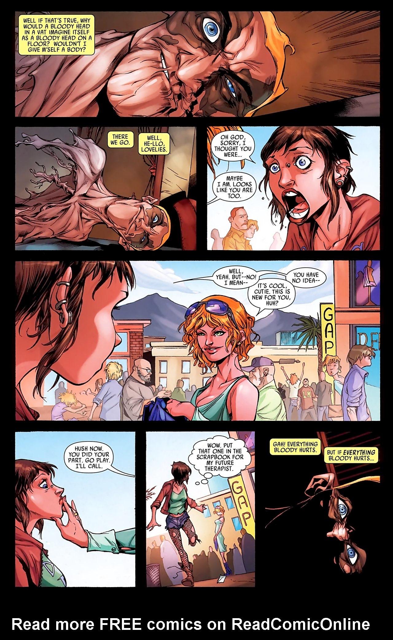 Read online Skrull Kill Krew (2009) comic -  Issue #3 - 8