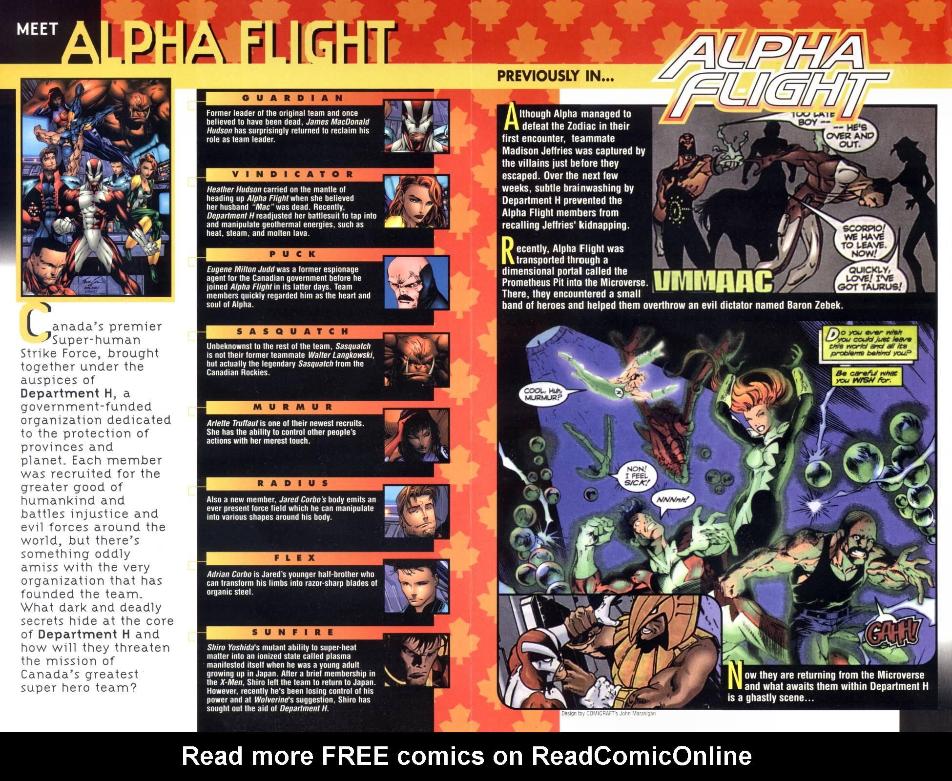 Read online Alpha Flight (1997) comic -  Issue #12 - 2