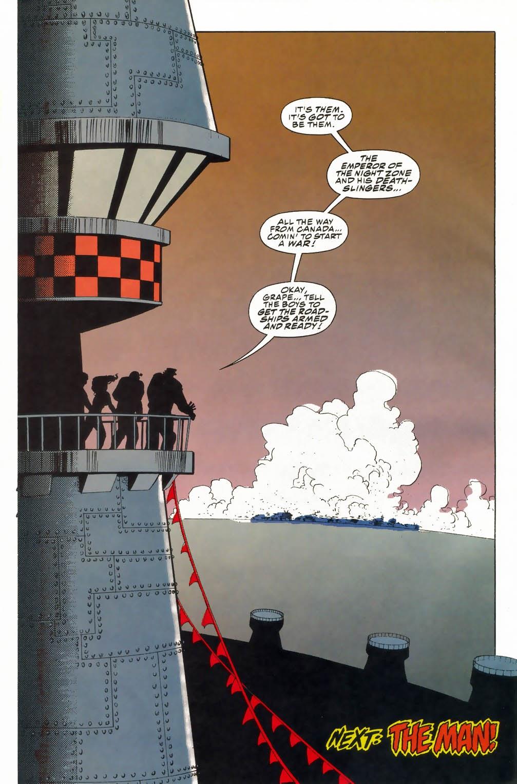 Kamandi: At Earths End 3 Page 28