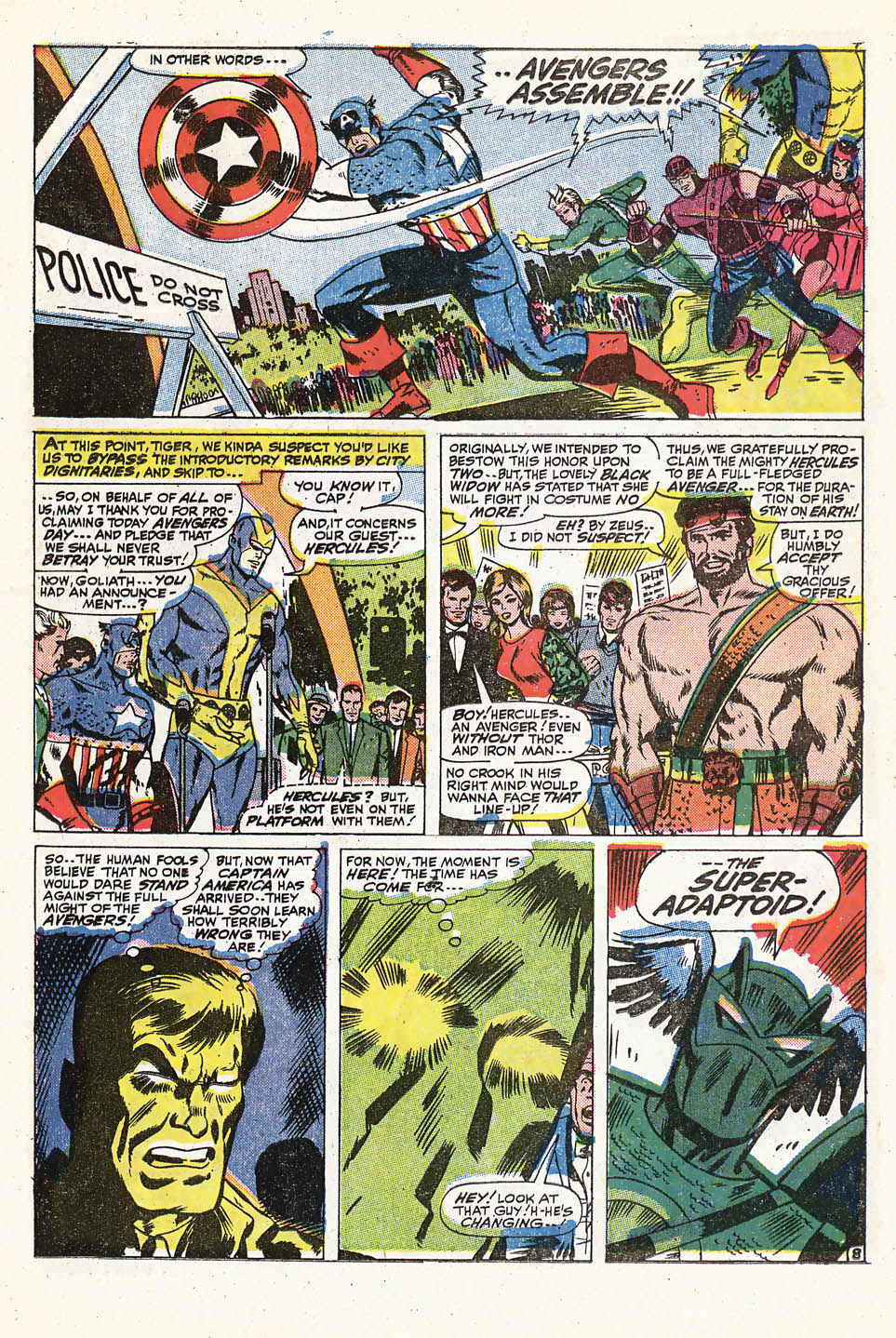 The Avengers (1963) 45 Page 8