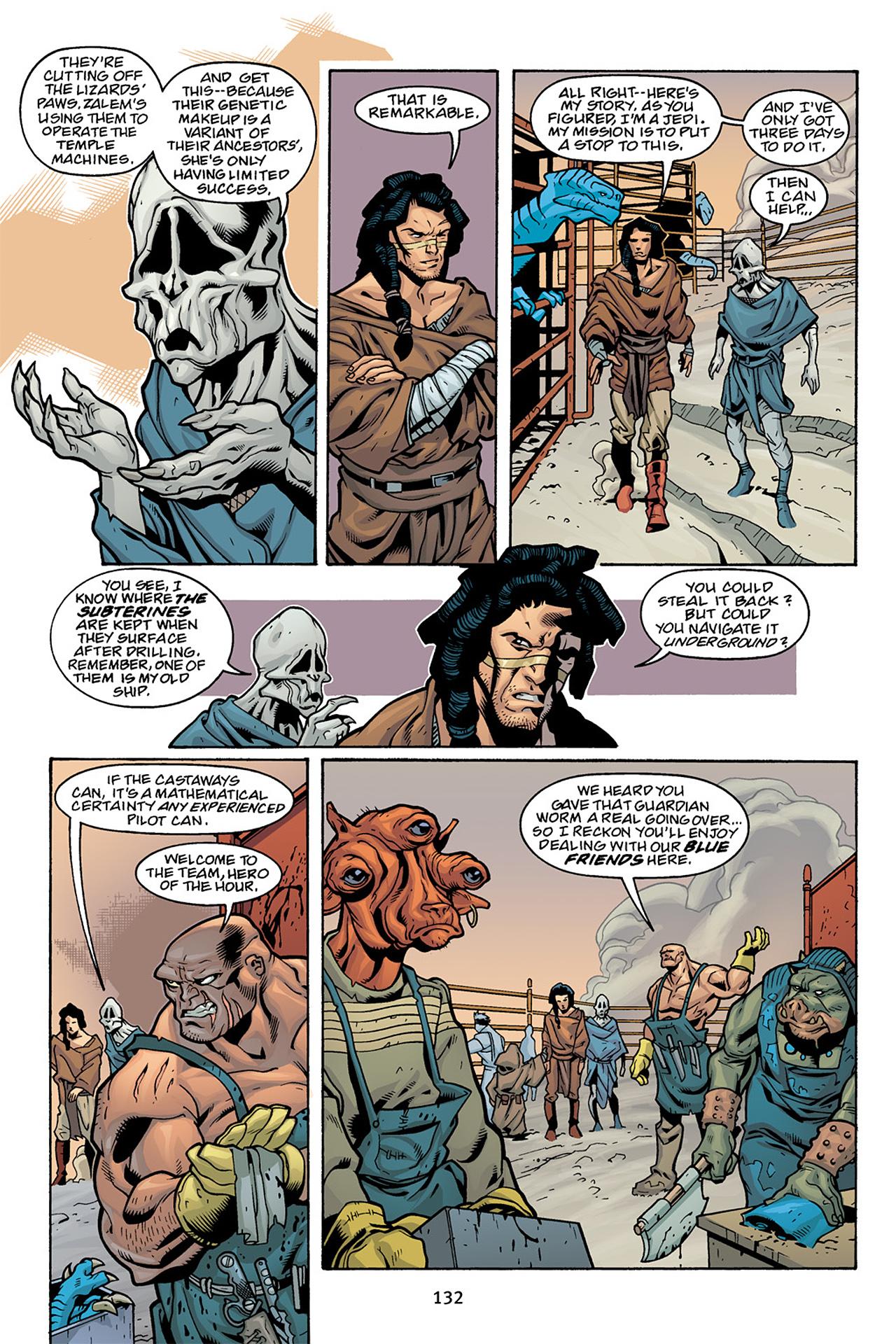Read online Star Wars Omnibus comic -  Issue # Vol. 15 - 129