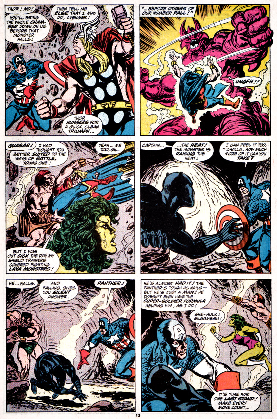 The Avengers (1963) 307 Page 9