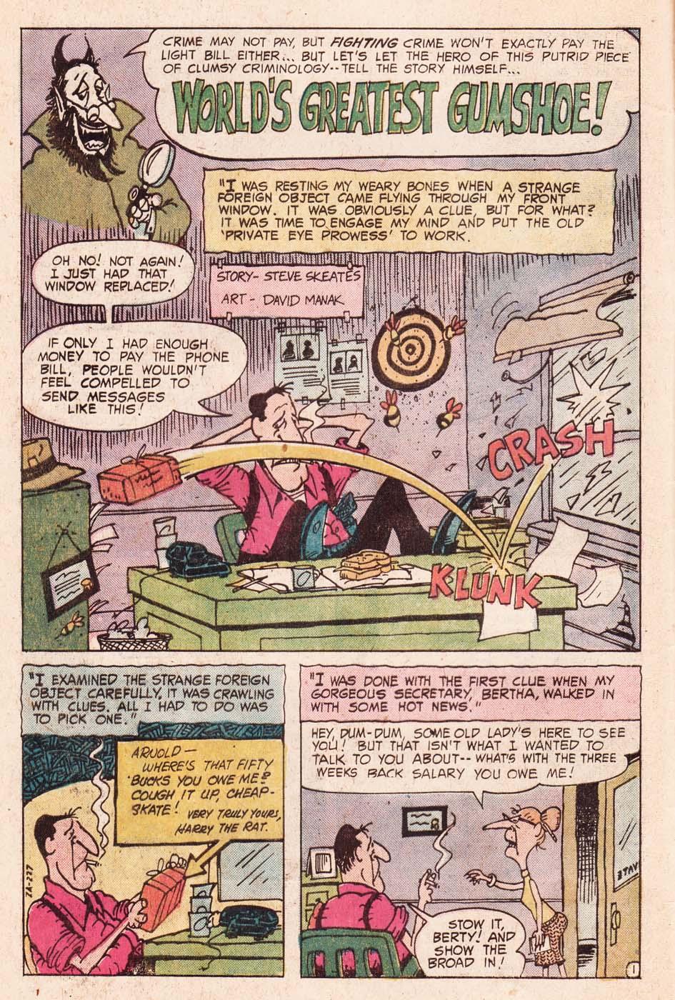 Read online Plop! comic -  Issue #17 - 4