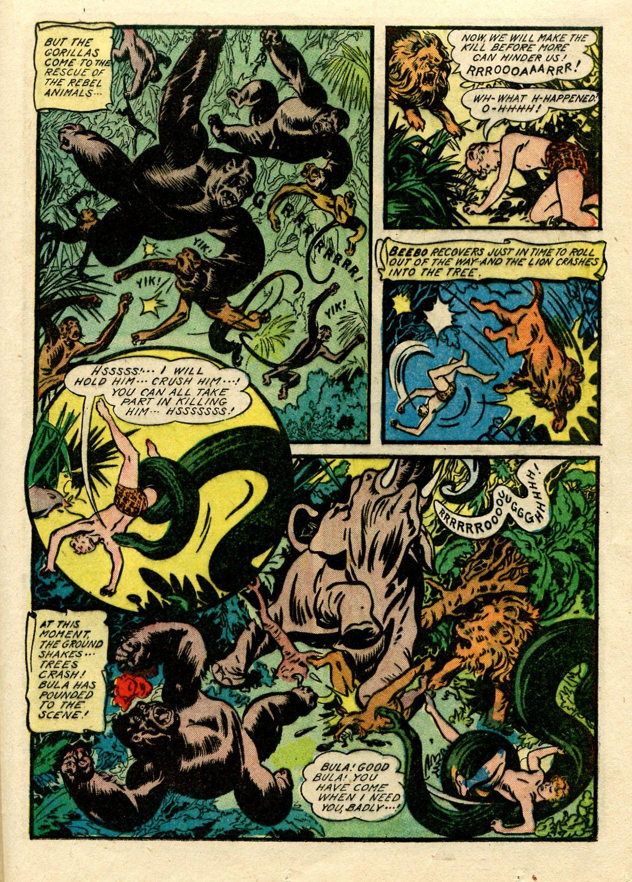 Read online Shadow Comics comic -  Issue #33 - 43