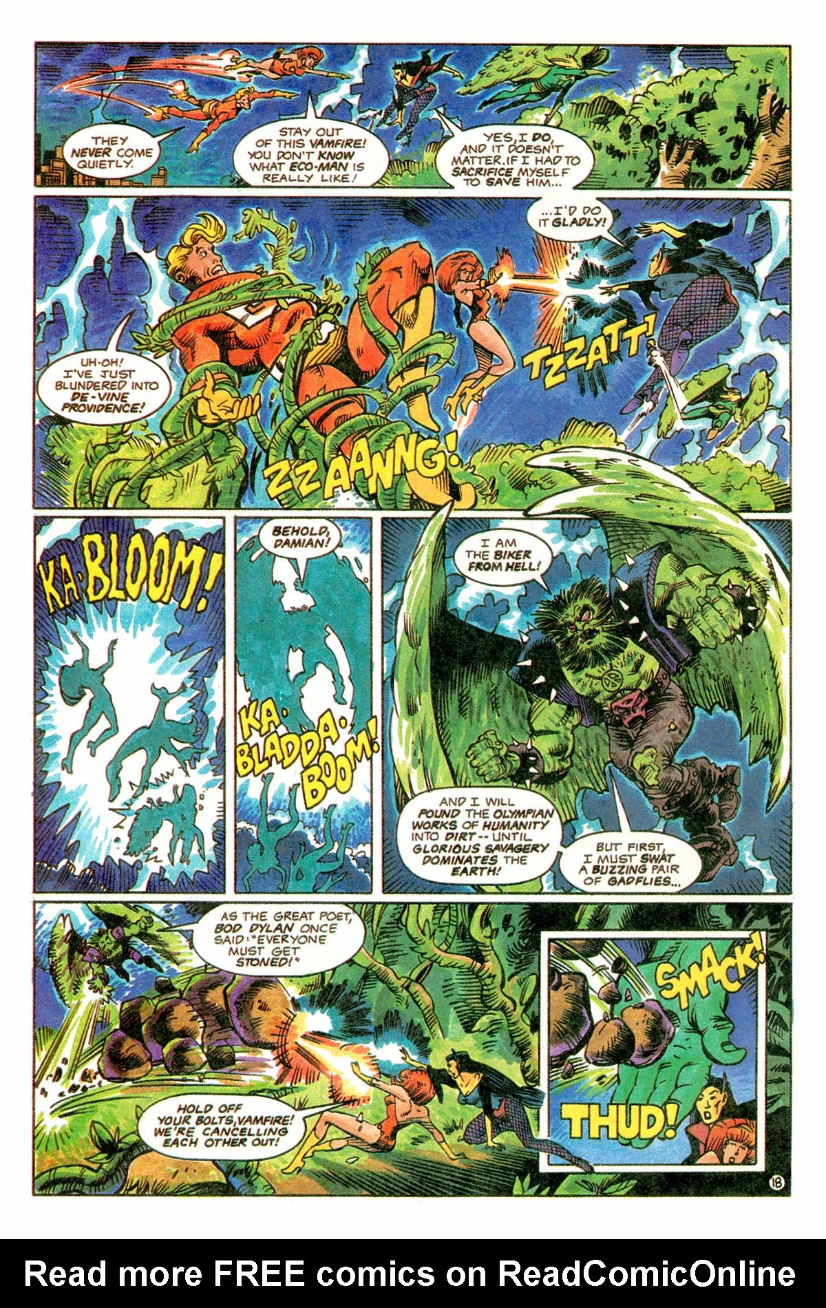 Read online E-man (1993) comic -  Issue # Full - 21