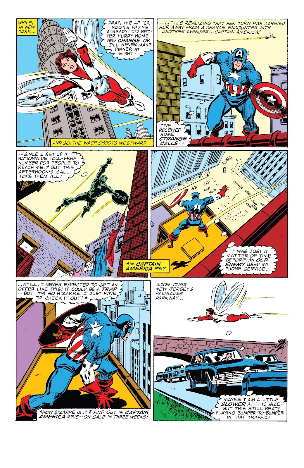 Read online Marvel Tales: Avengers comic -  Issue # Full - 64