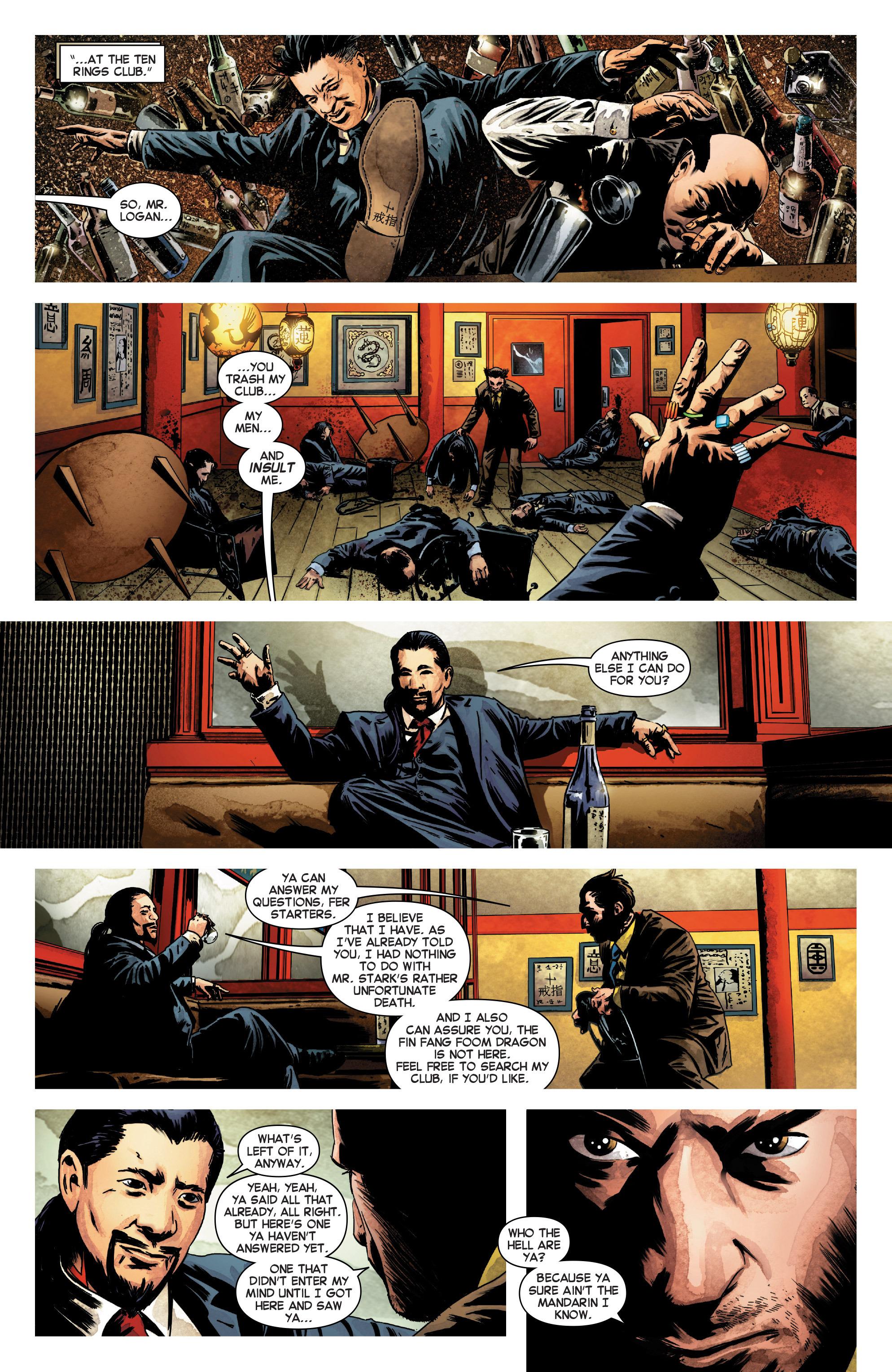 Read online Secret Wars Journal comic -  Issue #3 - 7