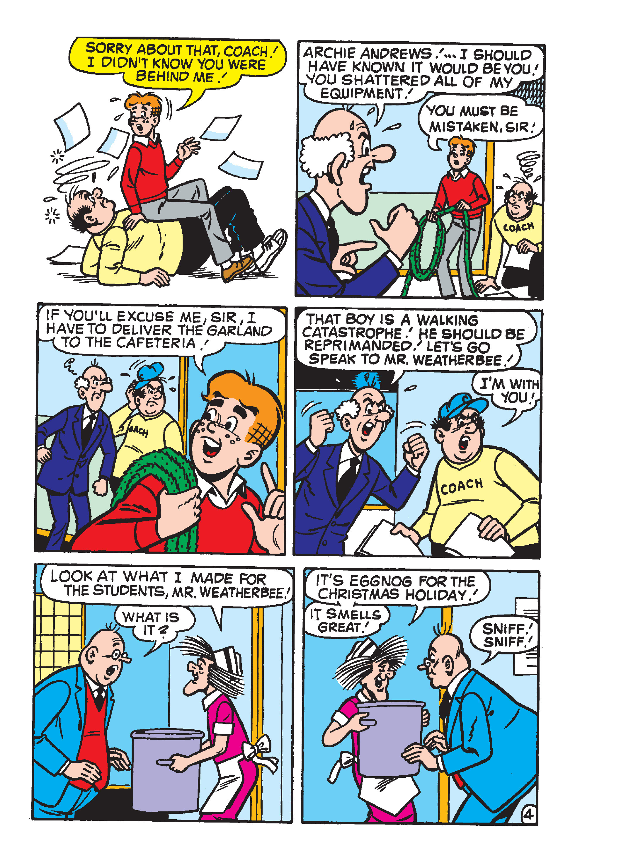Read online World of Archie Double Digest comic -  Issue #64 - 147