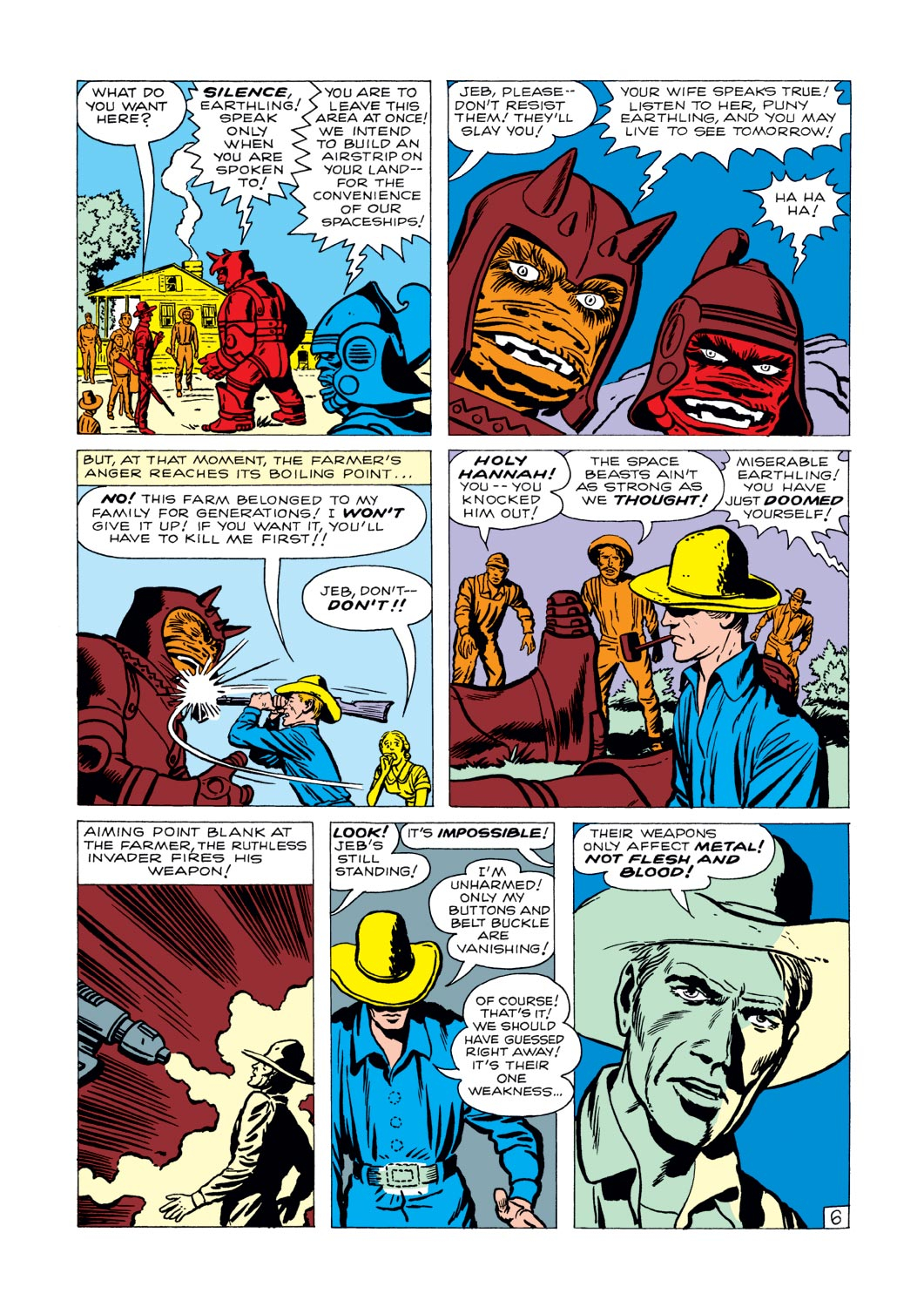 Tales to Astonish (1959) issue 29 - Page 8