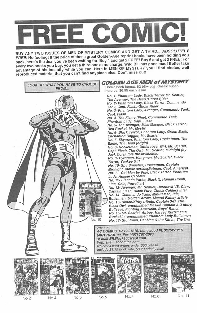 Read online Men of Mystery Comics comic -  Issue #18 - 36