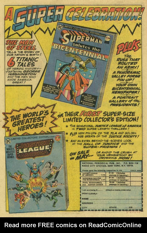 Read online Adventure Comics (1938) comic -  Issue #446 - 14