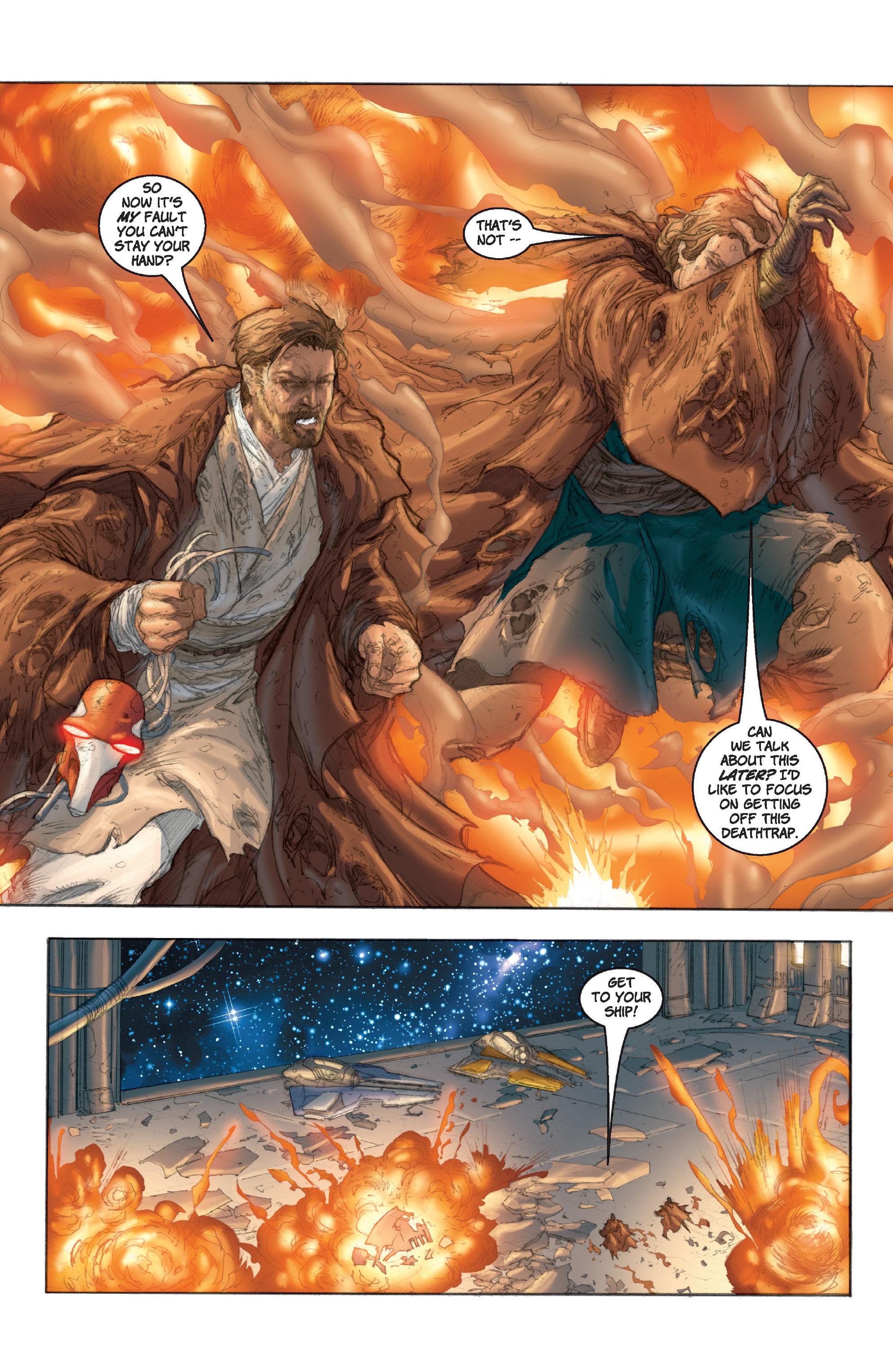 Read online Star Wars Omnibus comic -  Issue # Vol. 26 - 137