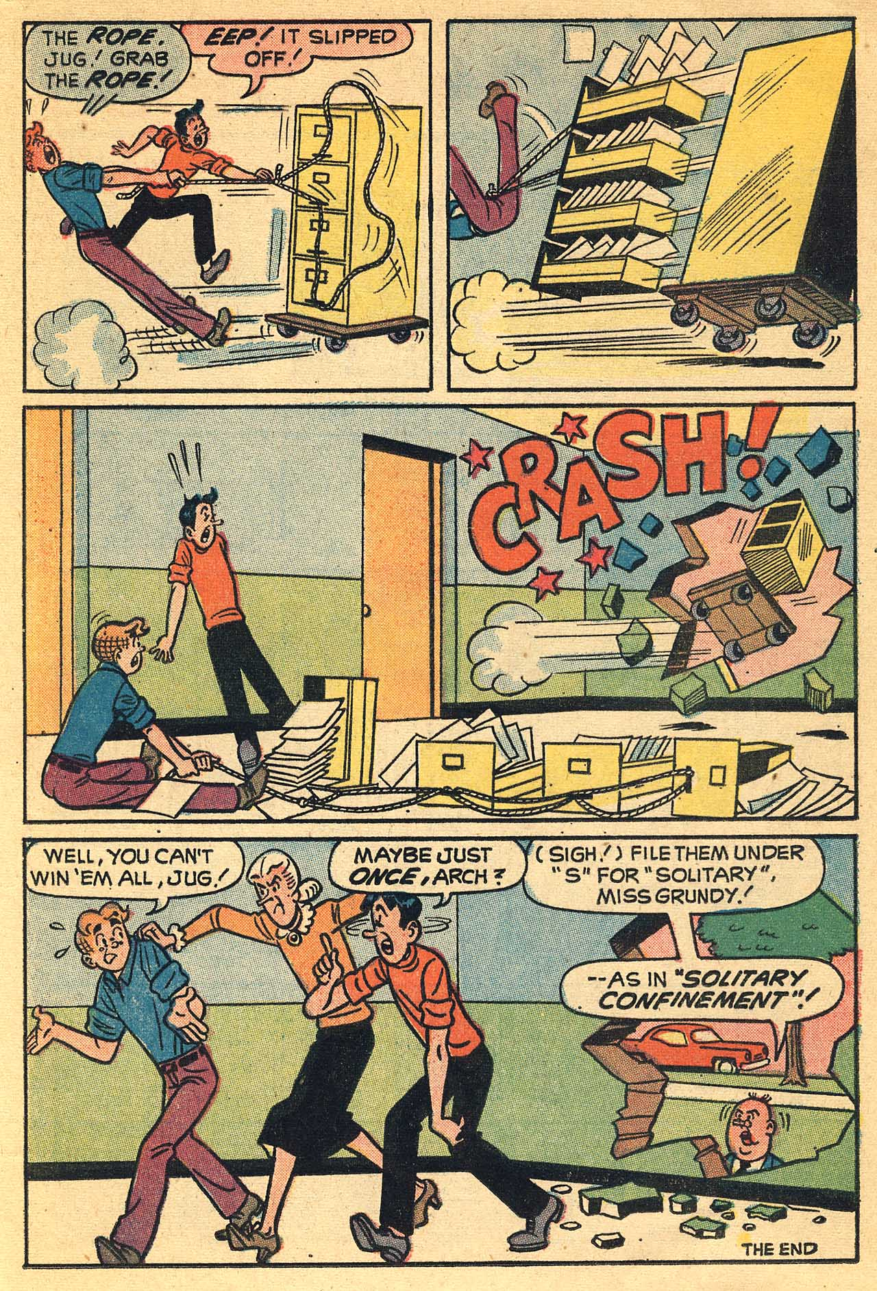 Read online Archie (1960) comic -  Issue #224 - 17