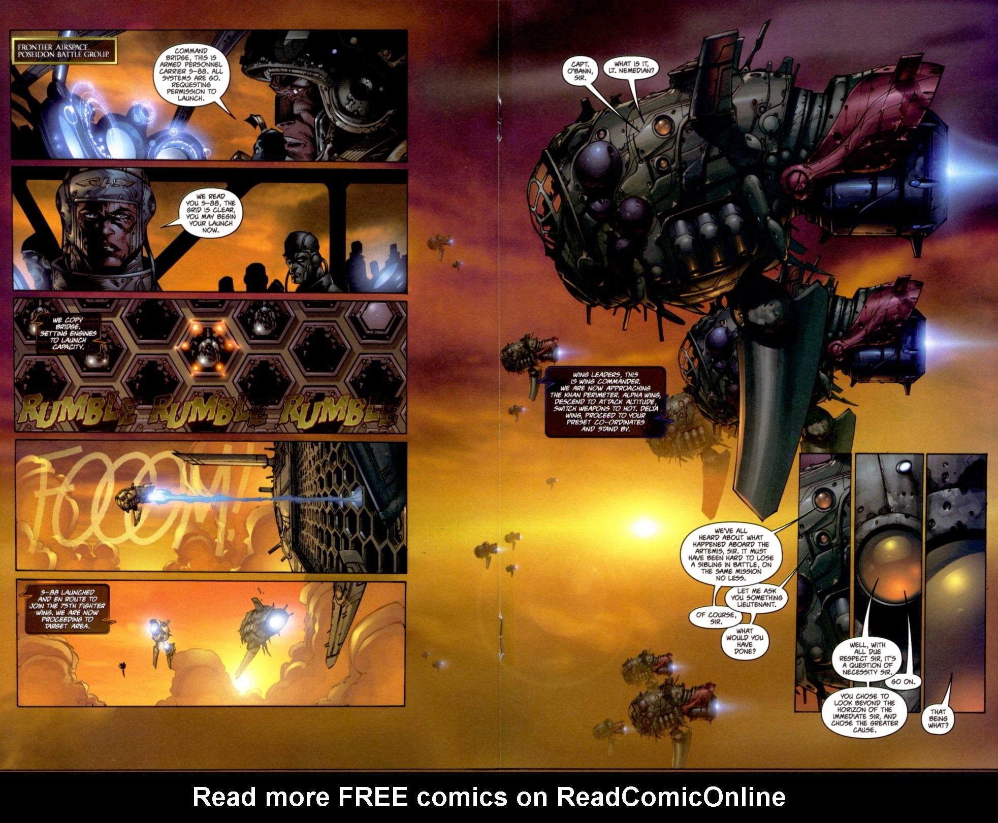 Read online Soul Saga comic -  Issue #4 - 13