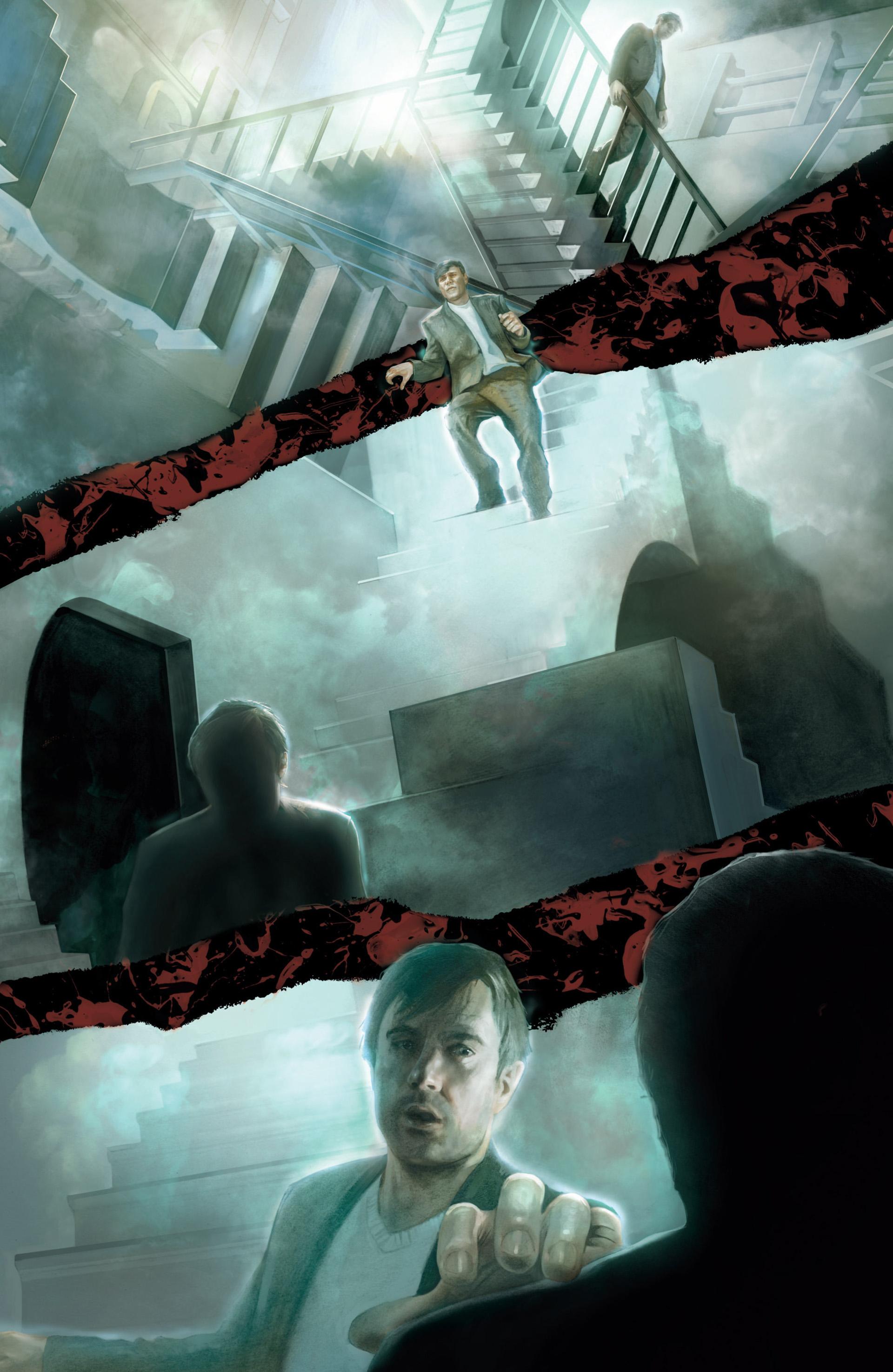 Read online Abattoir comic -  Issue #3 - 14