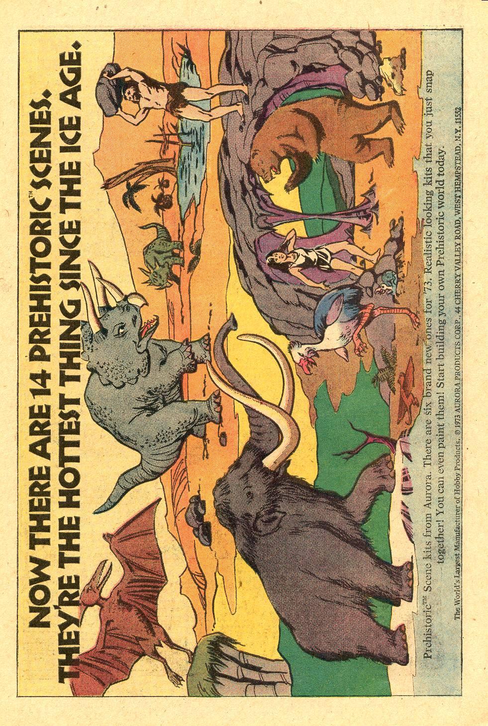Read online Secret Origins (1973) comic -  Issue #4 - 7