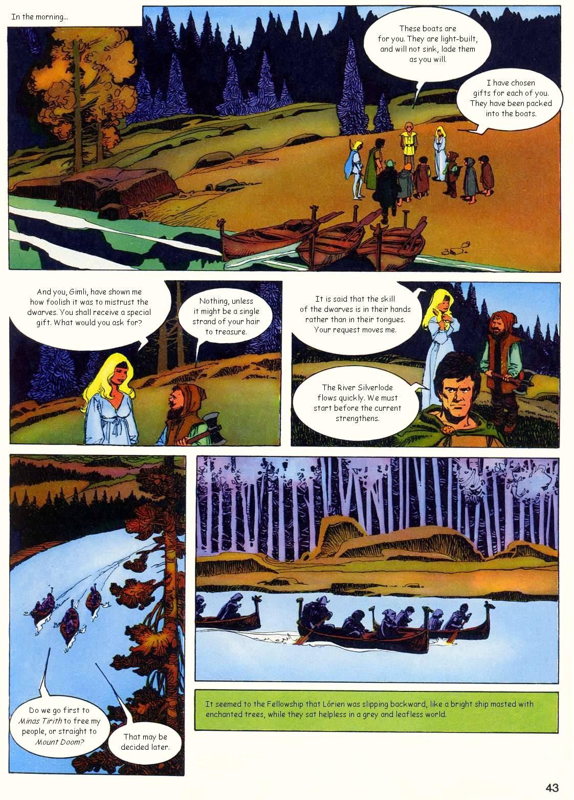 El Señor de los Anillos issue 2 - Page 39