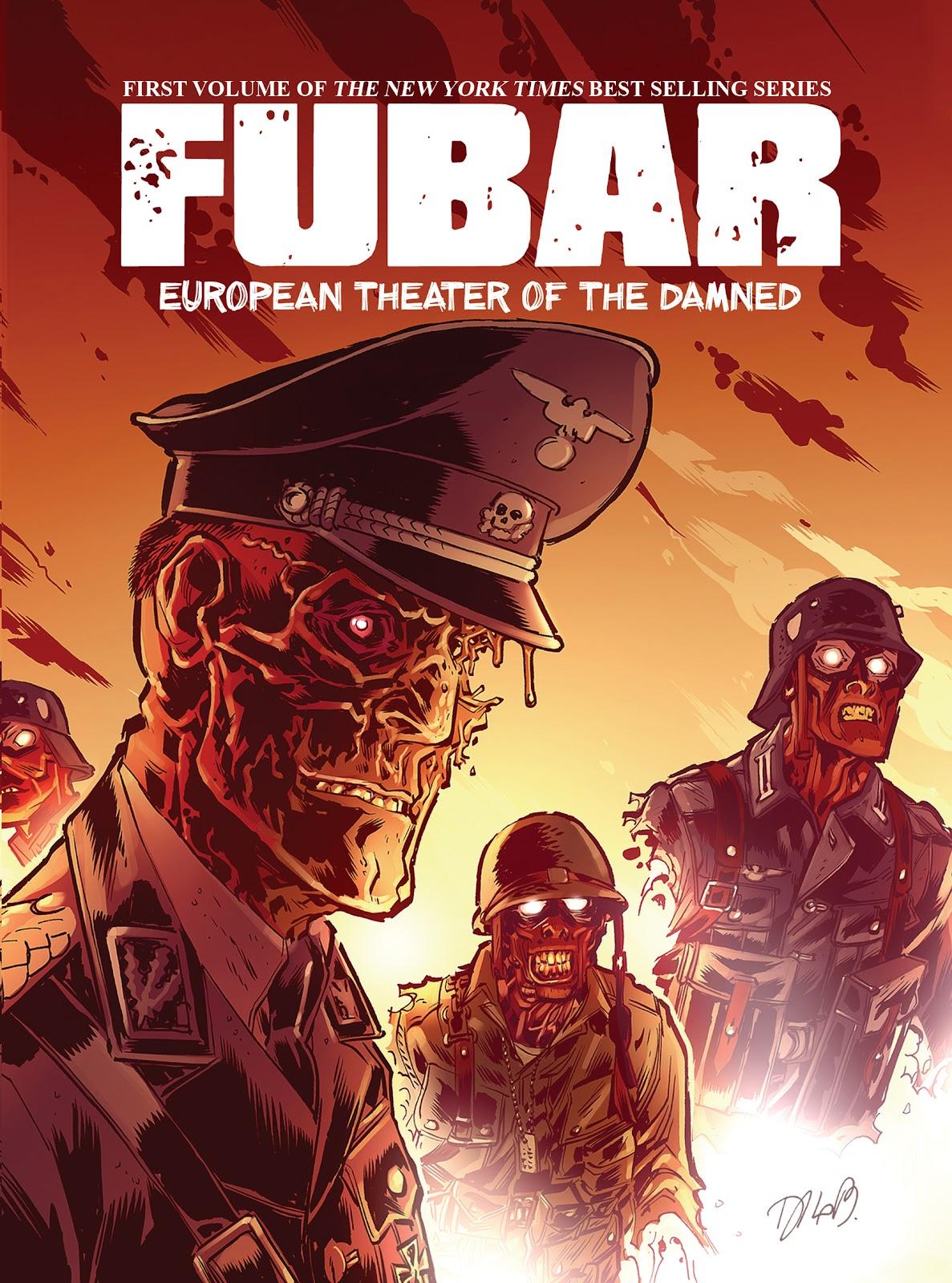 FUBAR issue 1 - Page 1