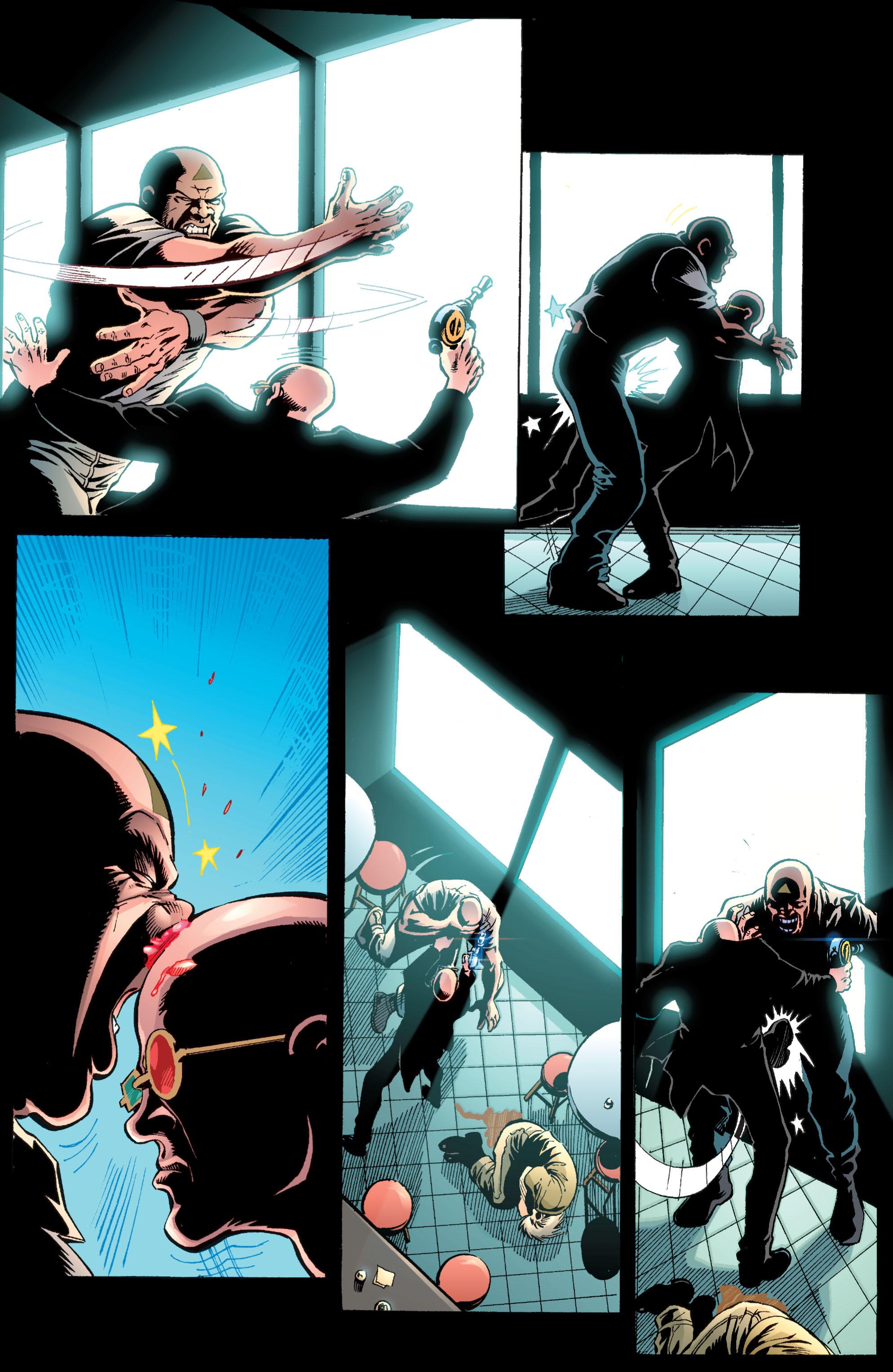 Read online Transmetropolitan comic -  Issue #34 - 11