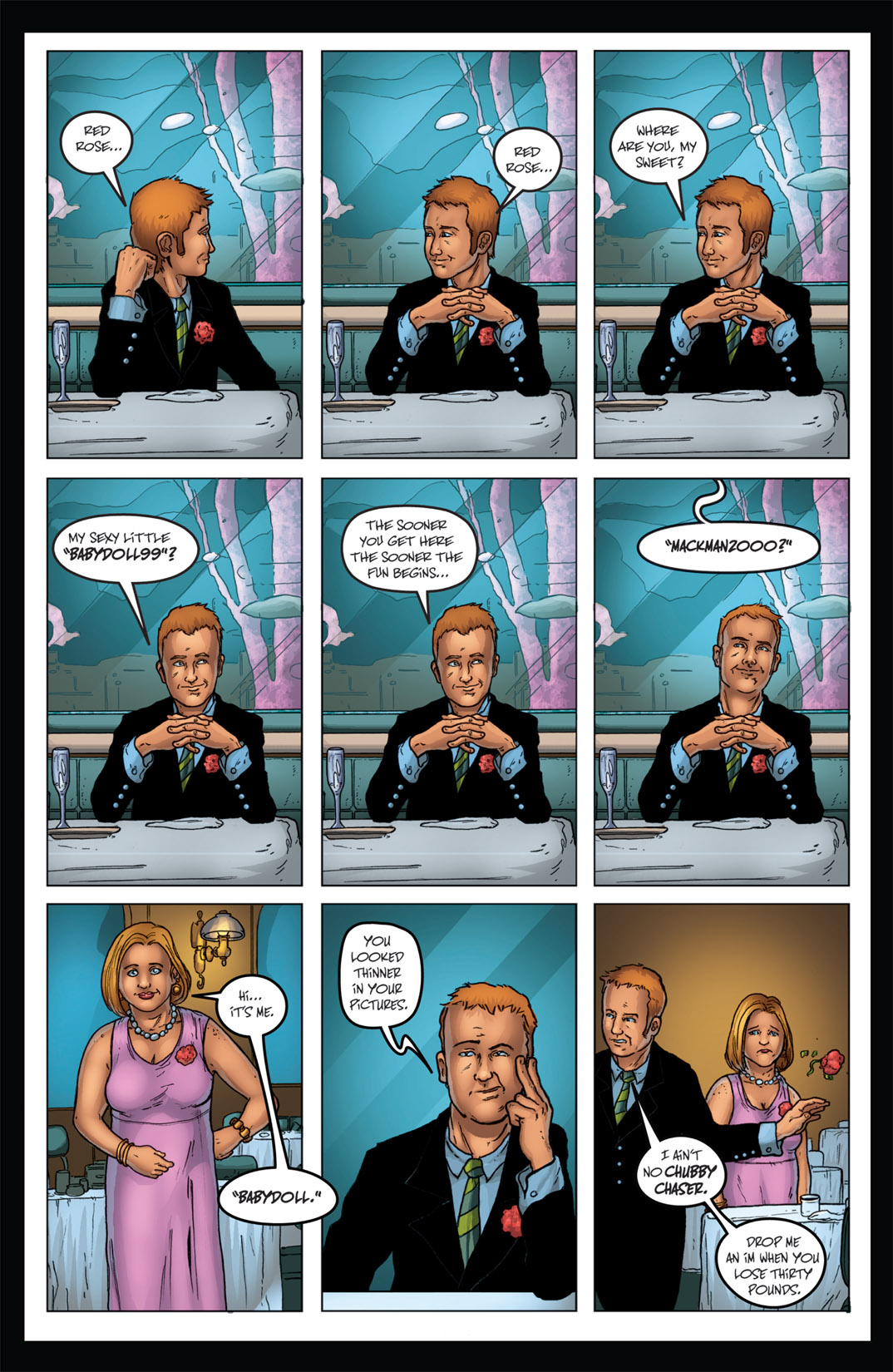 Read online Nightmare World comic -  Issue # Vol. 1 Thirteen Tales of Terror - 101