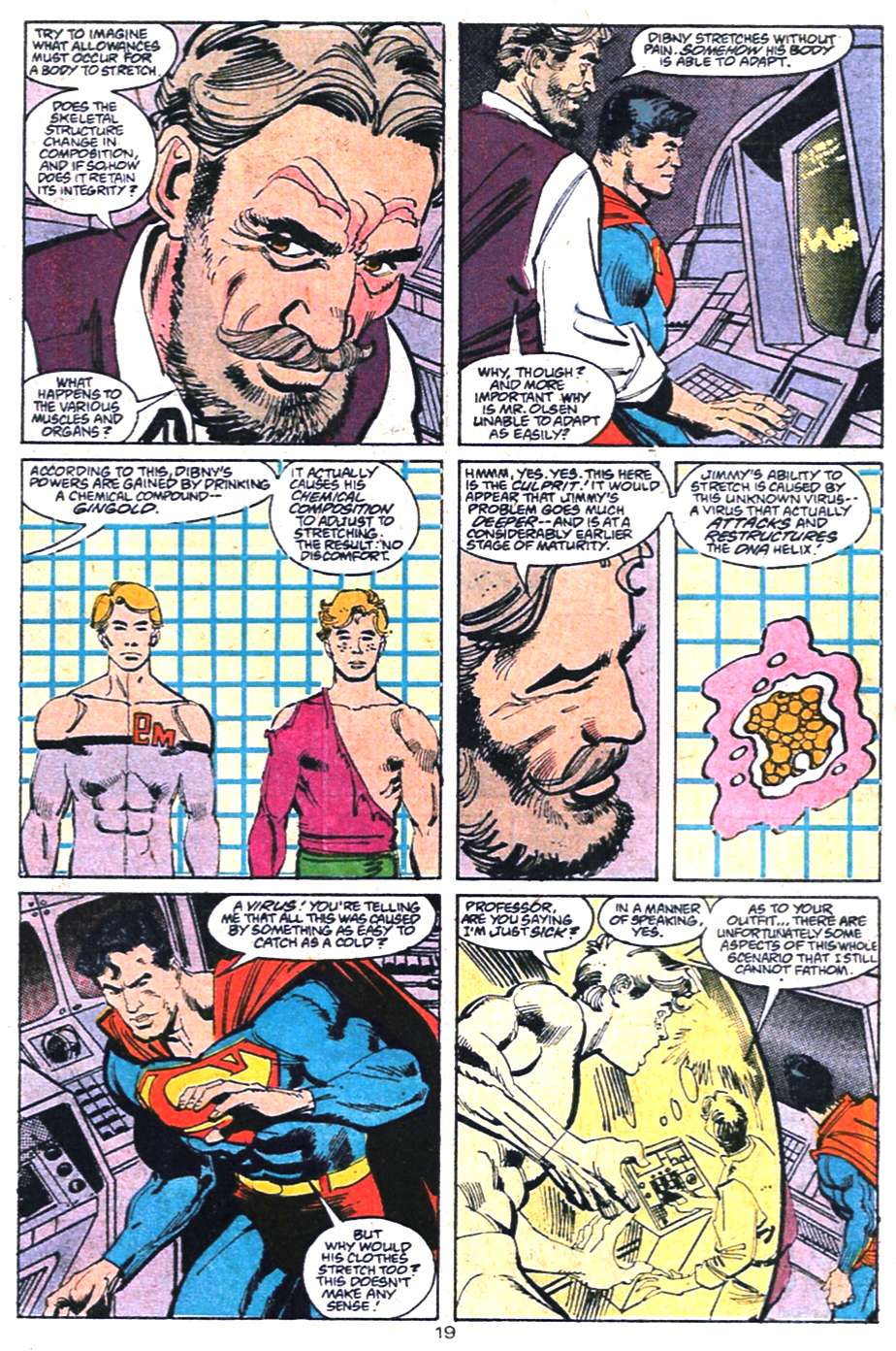 Read online Adventures of Superman (1987) comic -  Issue #458 - 20