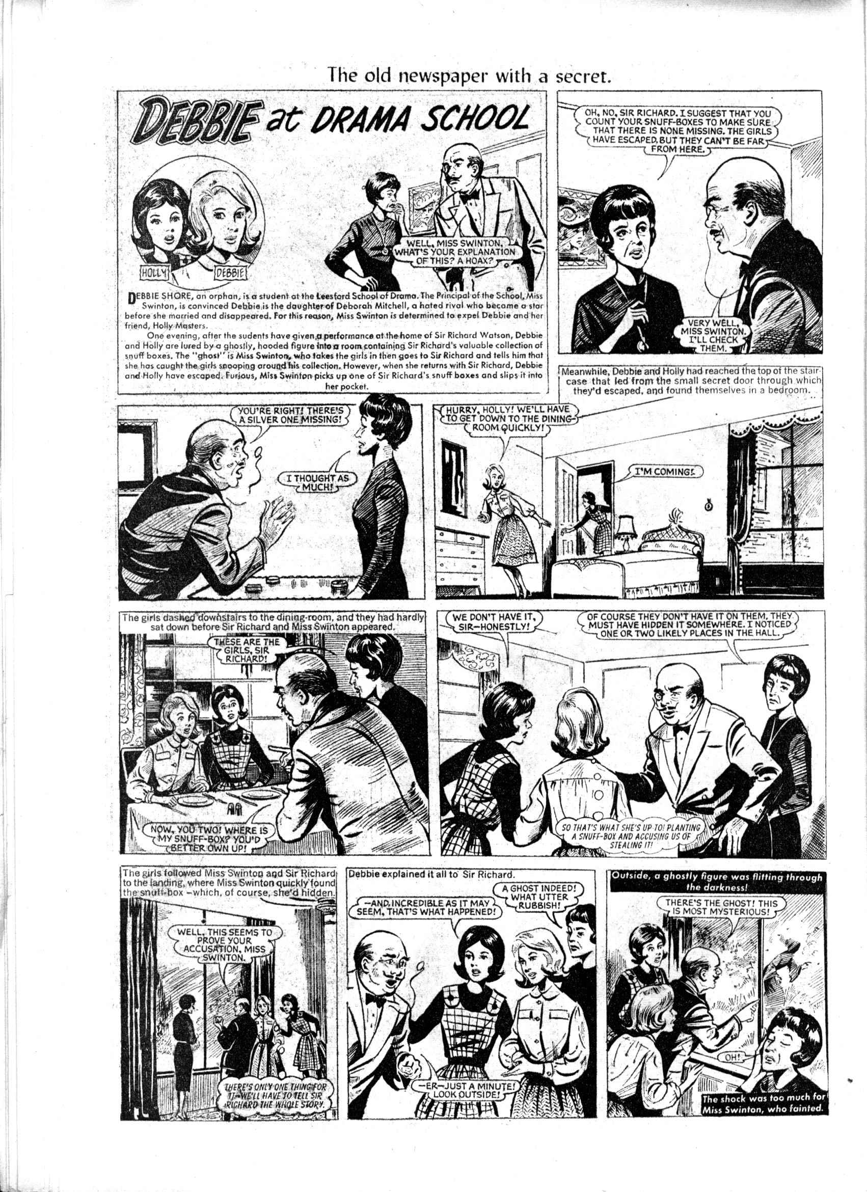 Read online Judy comic -  Issue #168 - 22