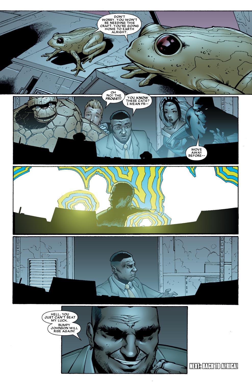 Black Panther (2005) 34 Page 23
