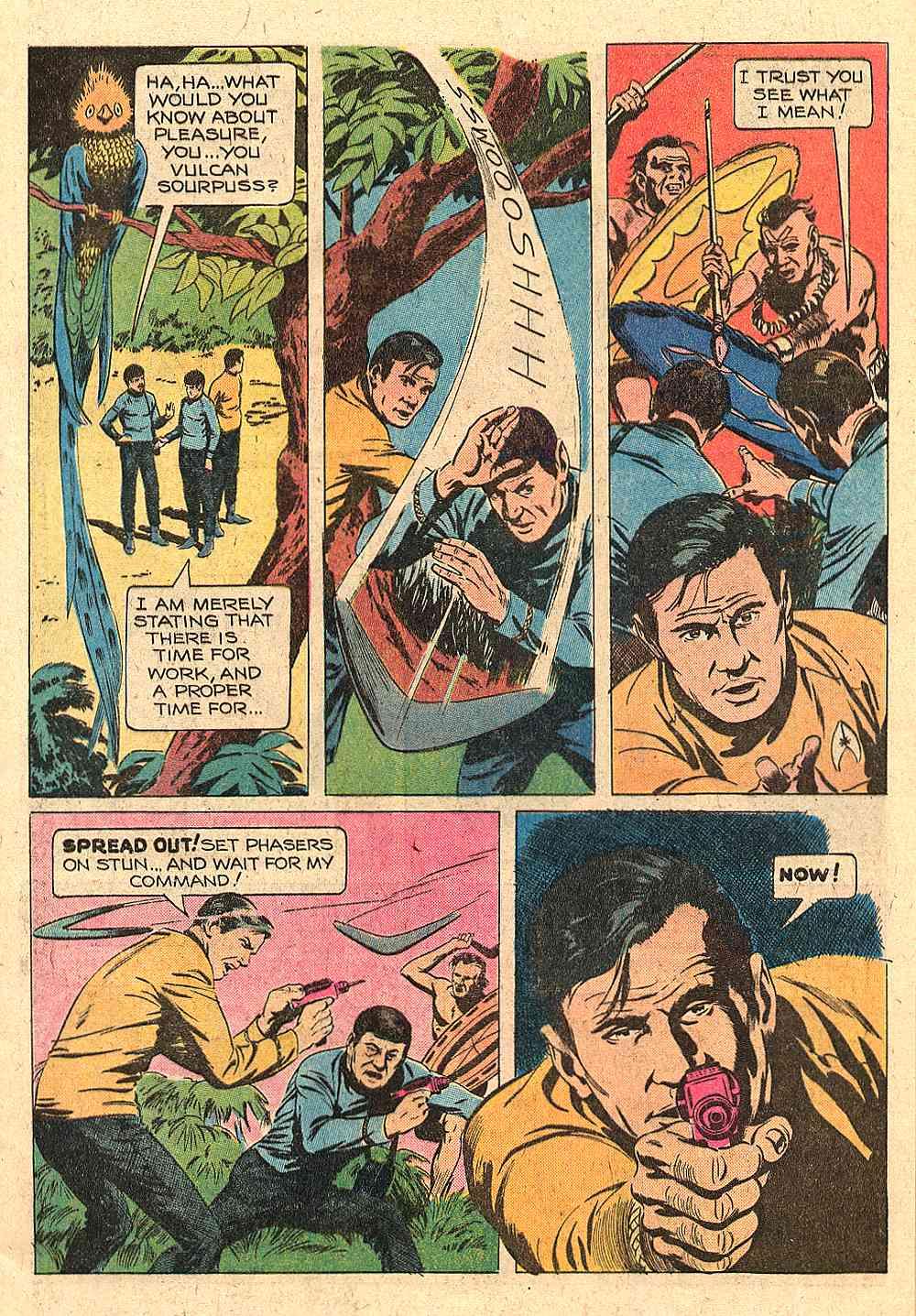 Star Trek (1967) issue 53 - Page 7