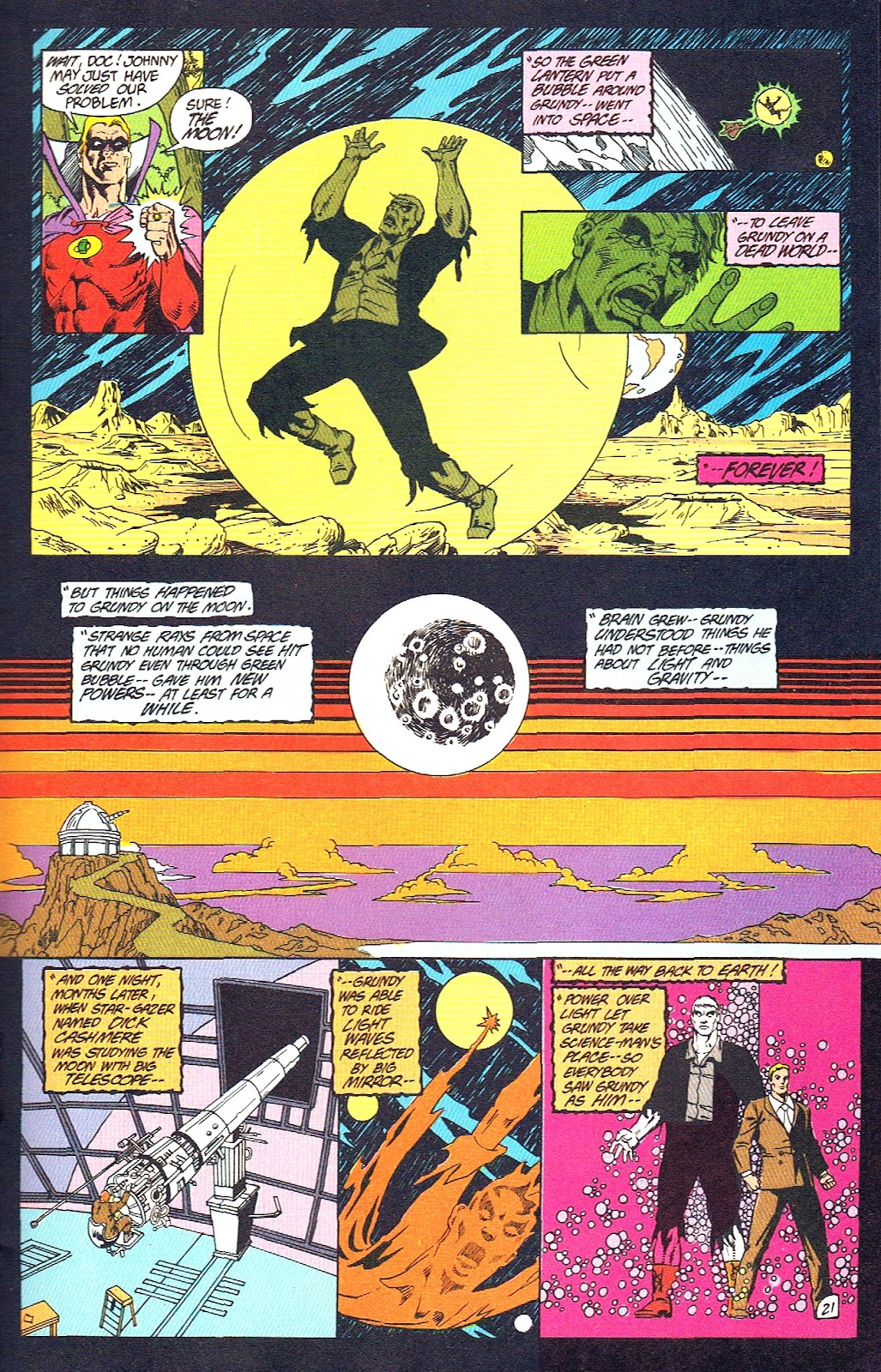 Infinity Inc. (1984) issue 39 - Page 23