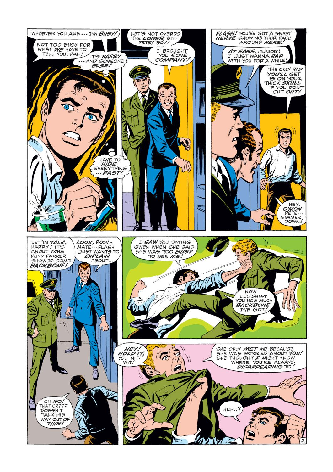 The Amazing Spider-Man (1963) 80 Page 2