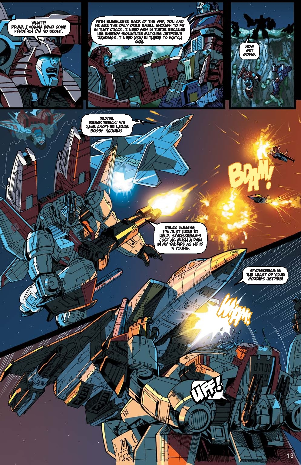 Read online Transformers: Collectors' Club comic -  Issue #15 - 13