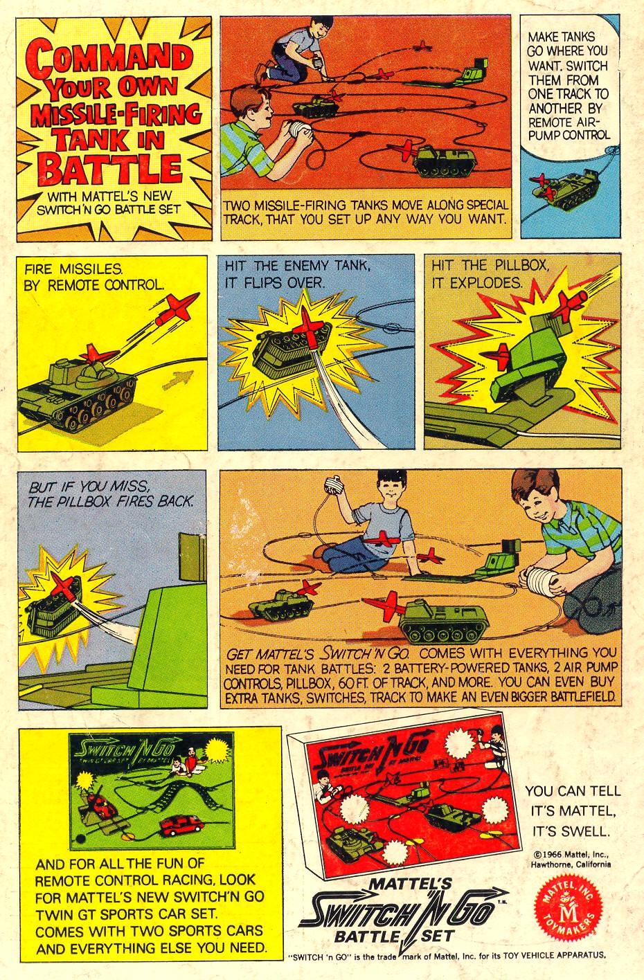 Read online Wonder Woman (1942) comic -  Issue #164 - 36