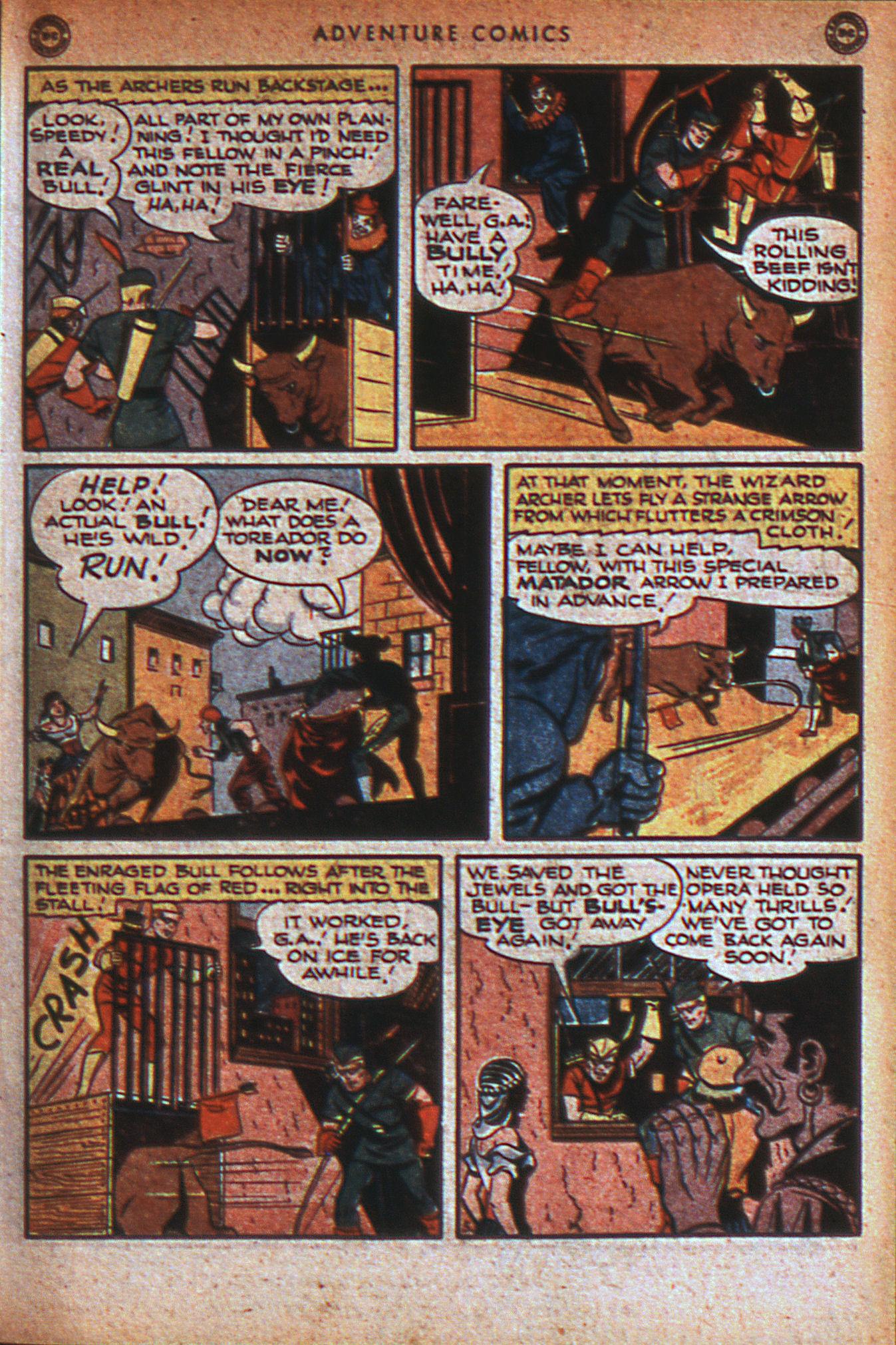 Read online Adventure Comics (1938) comic -  Issue #124 - 28