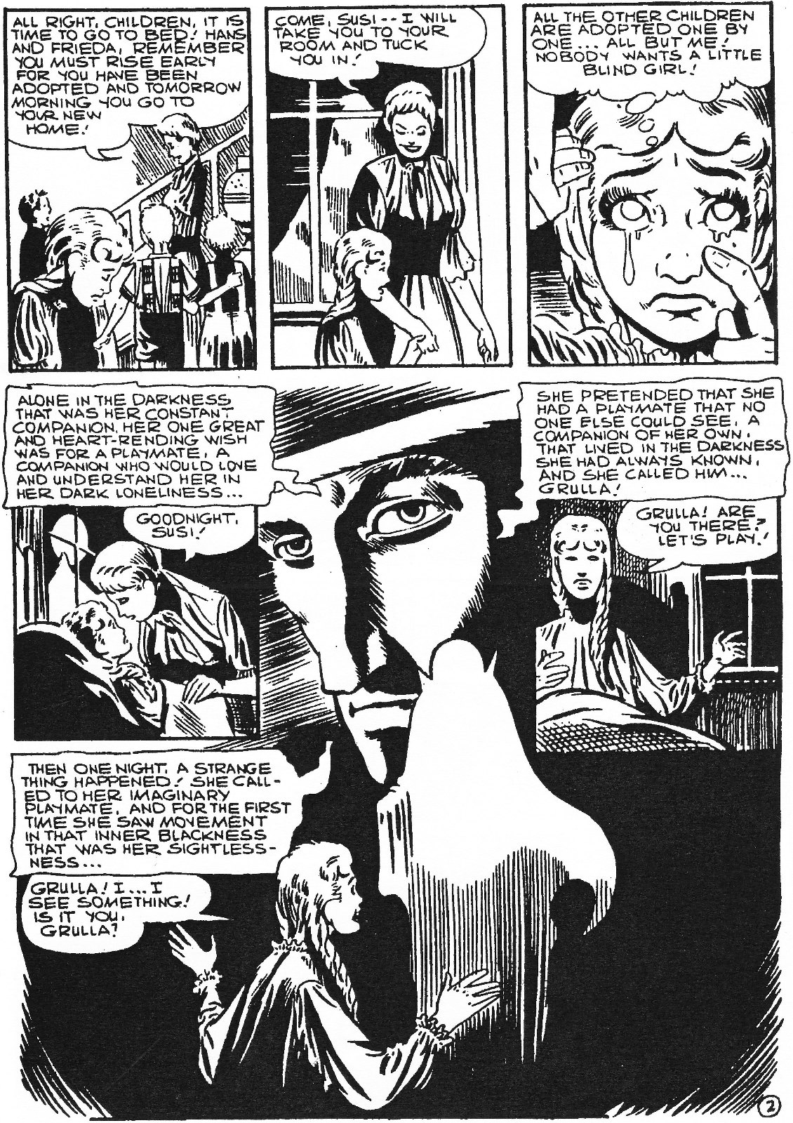 Read online Men of Mystery Comics comic -  Issue #61 - 23