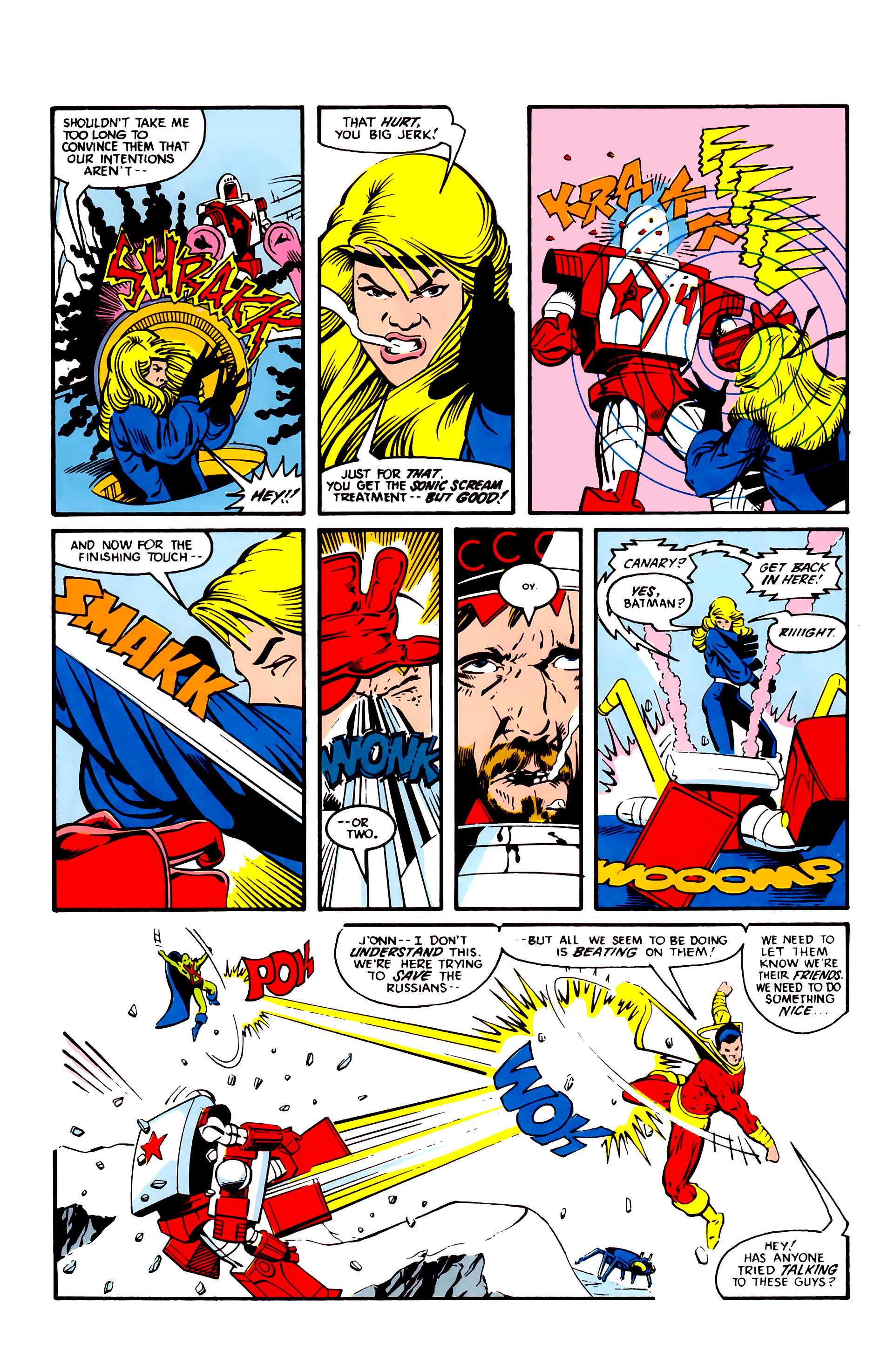Read online Justice League (1987) comic -  Issue #3 - 16