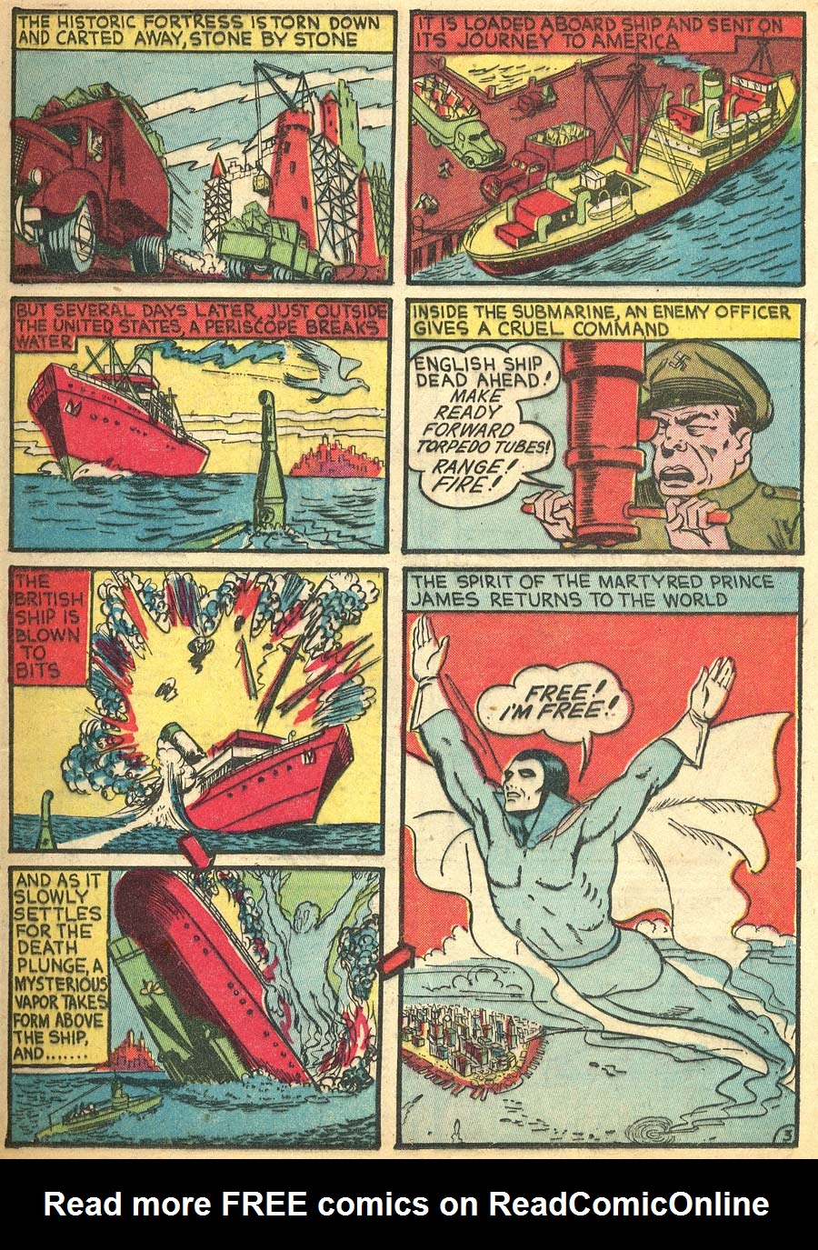 Blue Ribbon Comics (1939) issue 9 - Page 5