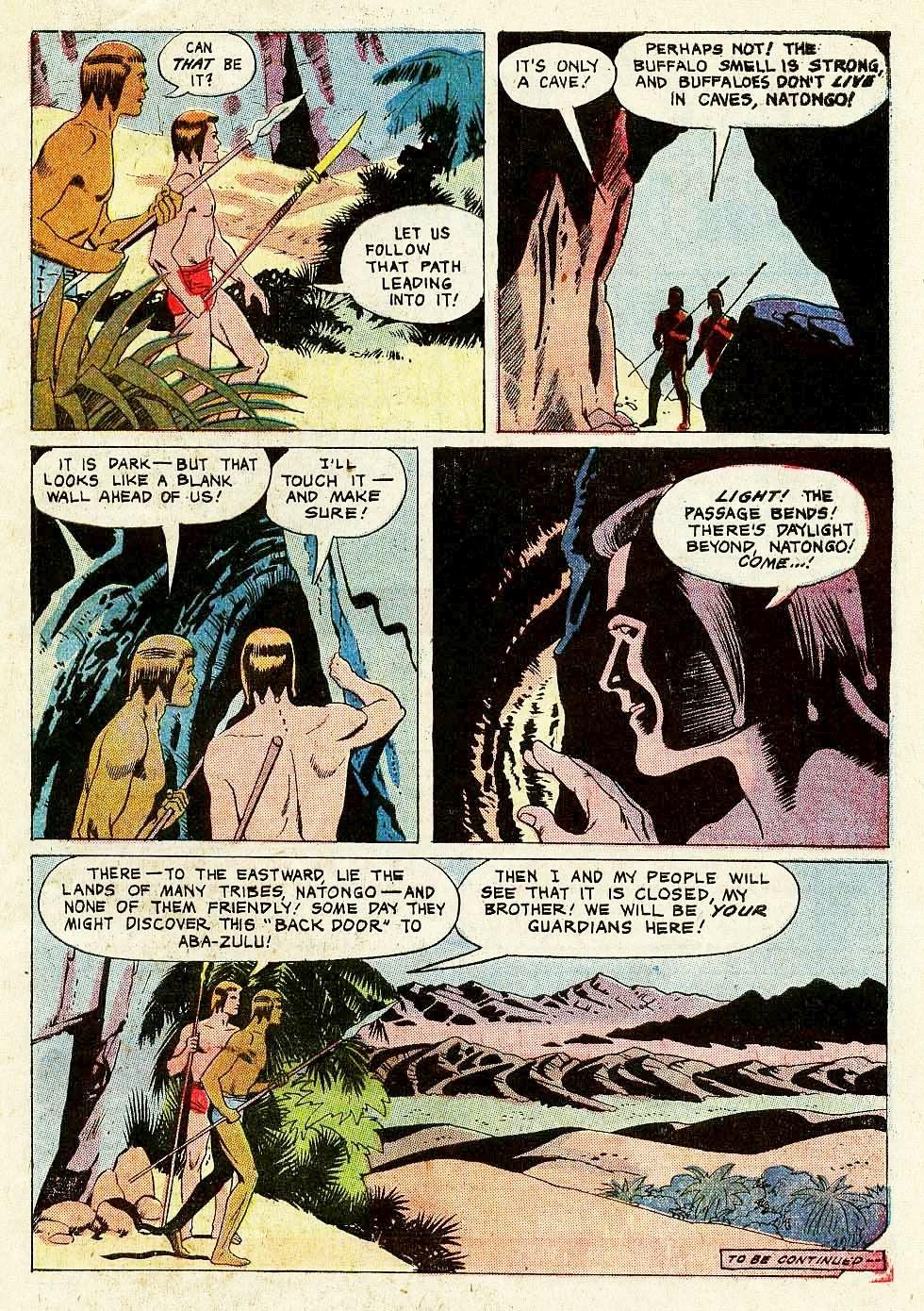 Tarzan (1948) issue 122 - Page 33