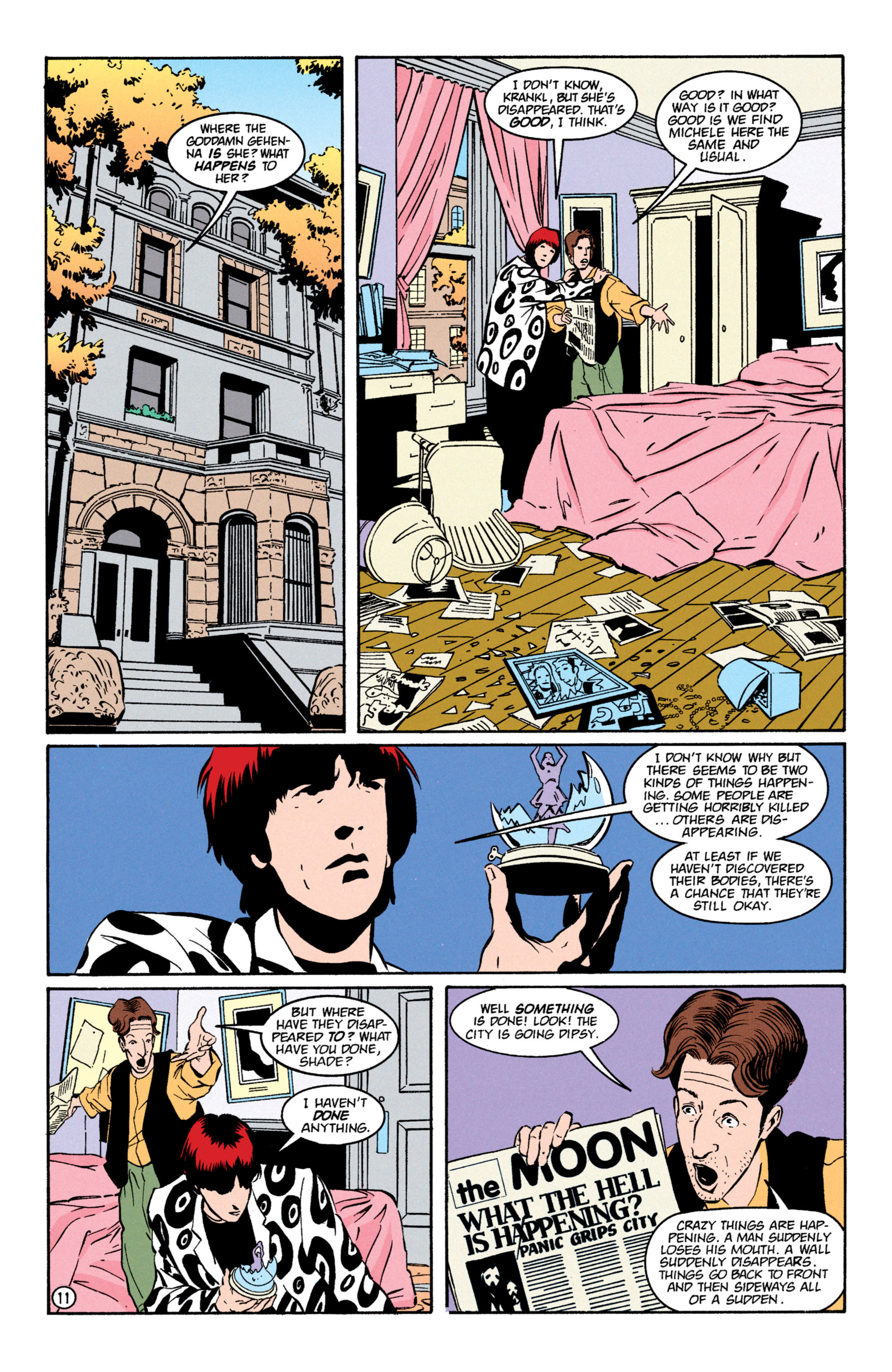 Read online Shade, the Changing Man comic -  Issue #59 - 12