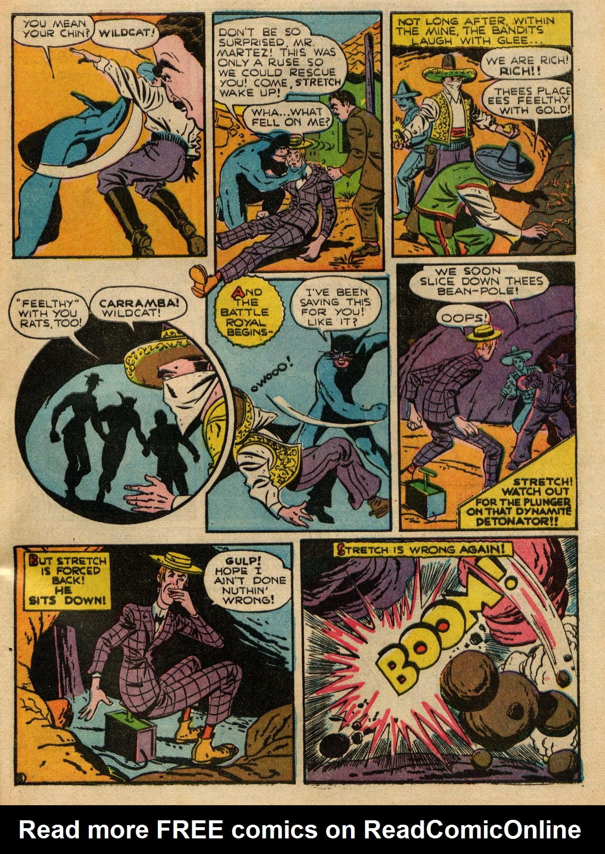 Read online Sensation (Mystery) Comics comic -  Issue #22 - 55