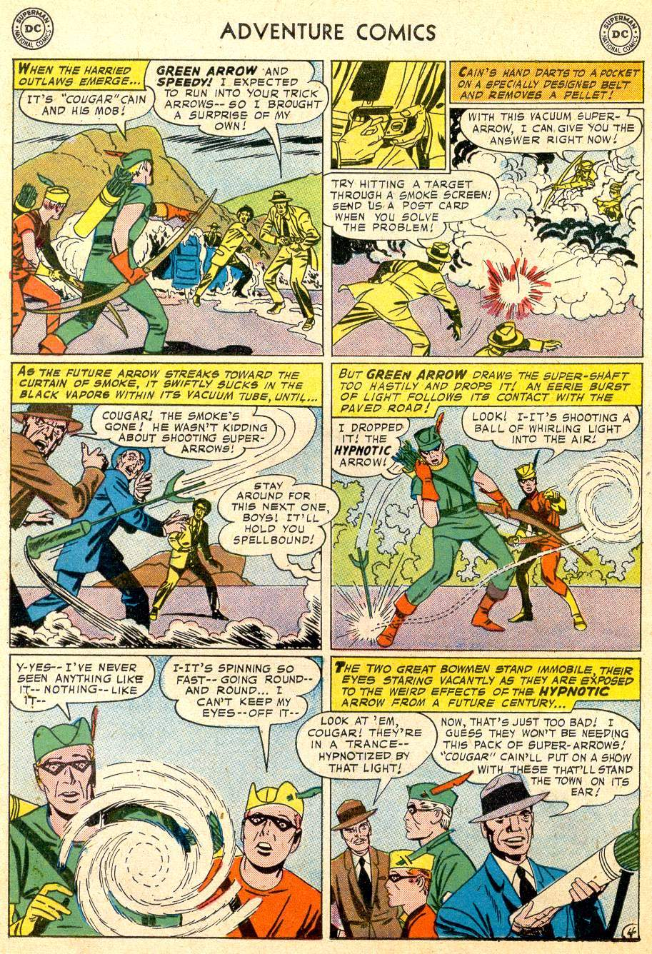 Read online Adventure Comics (1938) comic -  Issue #251 - 20