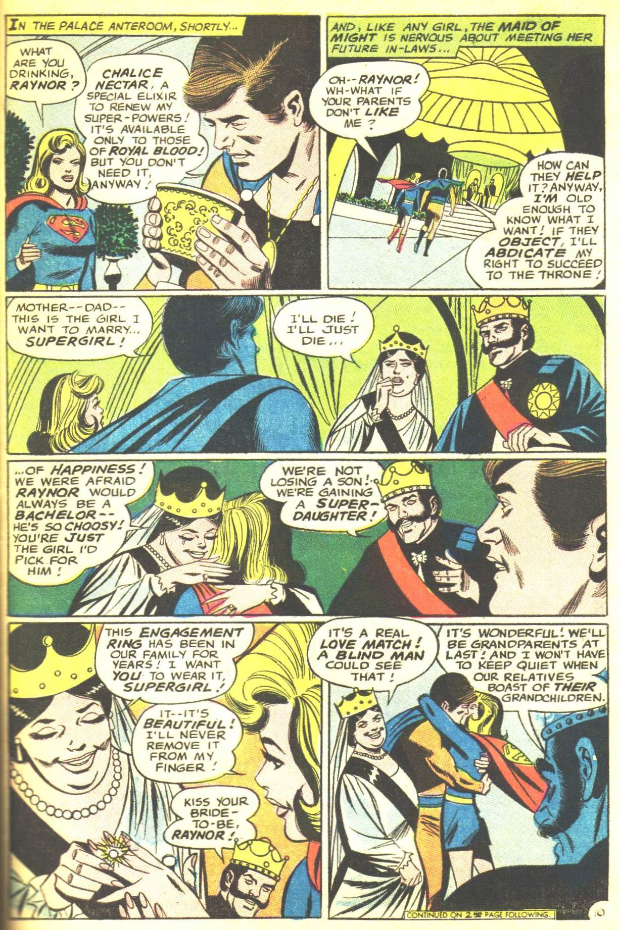 Read online Adventure Comics (1938) comic -  Issue #385 - 27