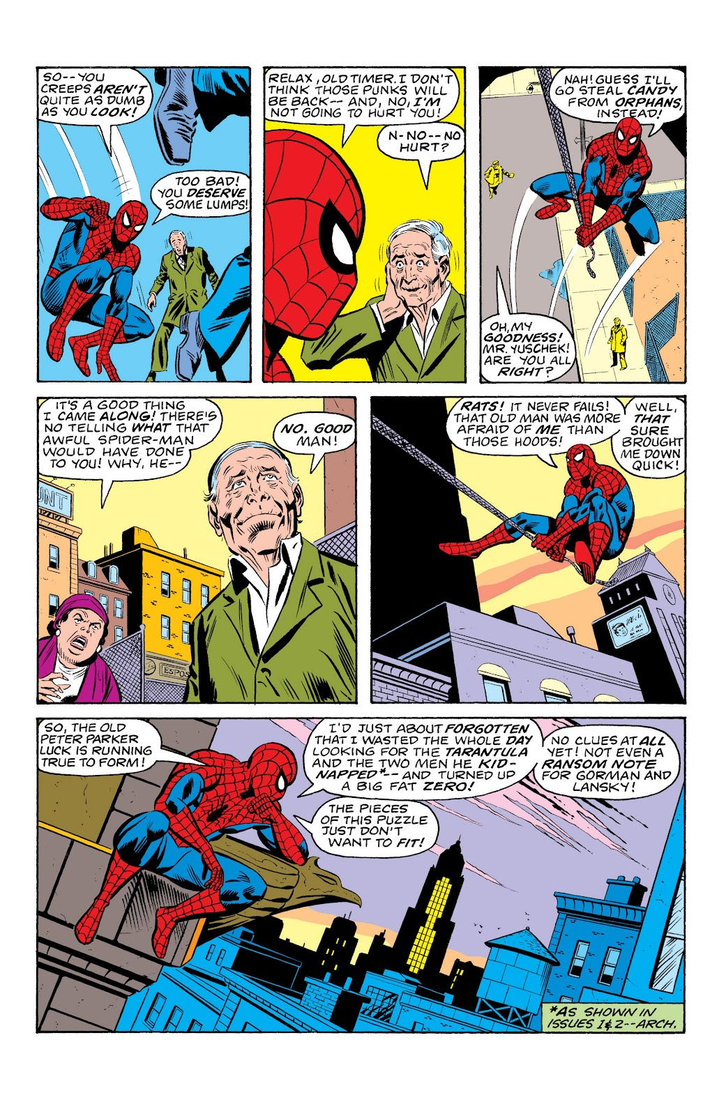 Read online Marvel Masterworks: The Spectacular Spider-Man comic -  Issue # TPB (Part 1) - 47