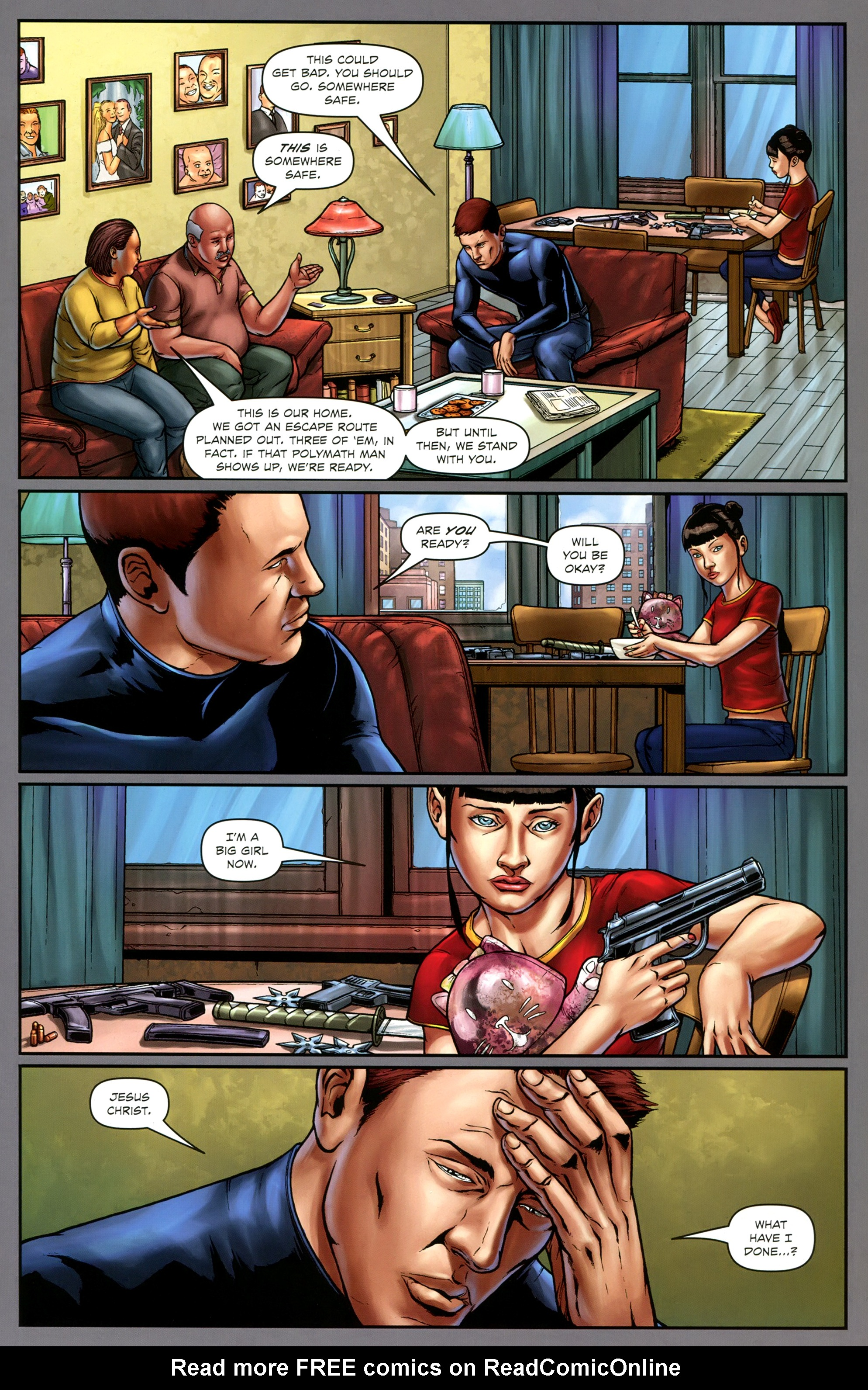 Read online Absolution: Rubicon comic -  Issue #3 - 27