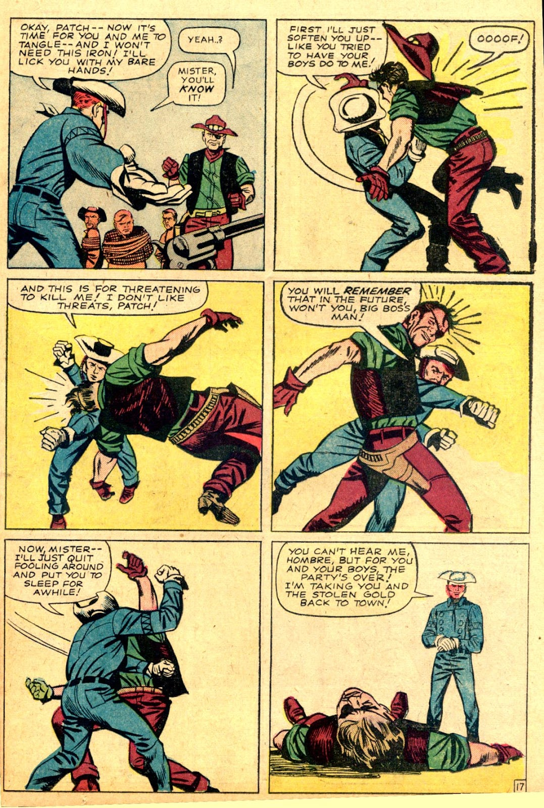 The Rawhide Kid (1955) issue 43 - Page 23