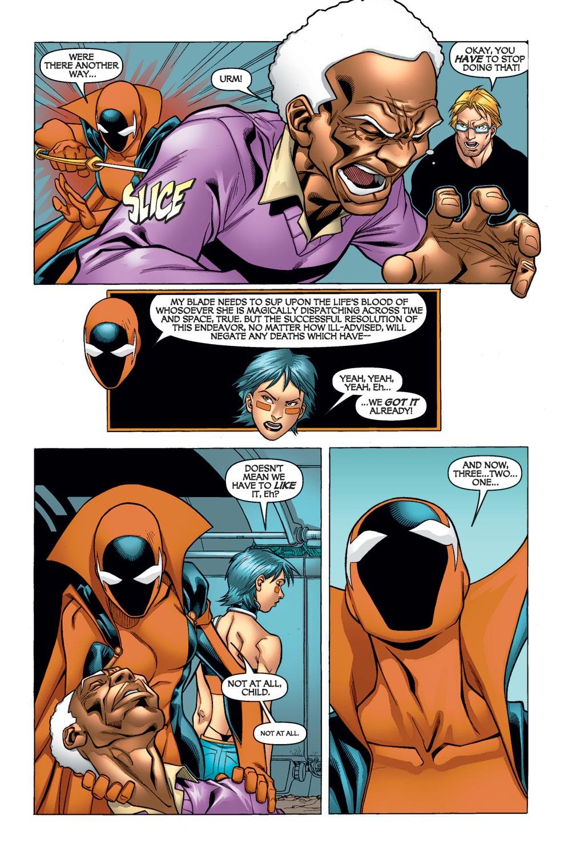 Read online Alpha Flight (2004) comic -  Issue #10 - 11