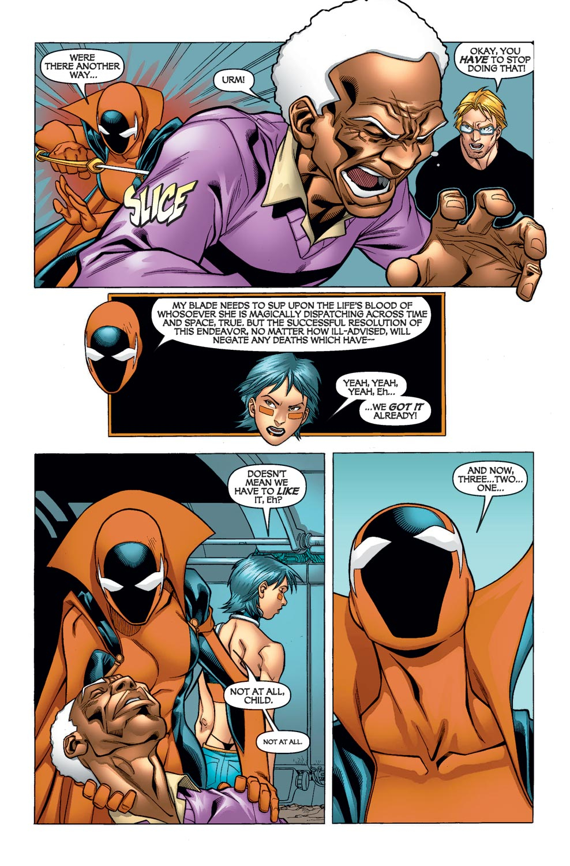 Alpha Flight (2004) issue 10 - Page 11